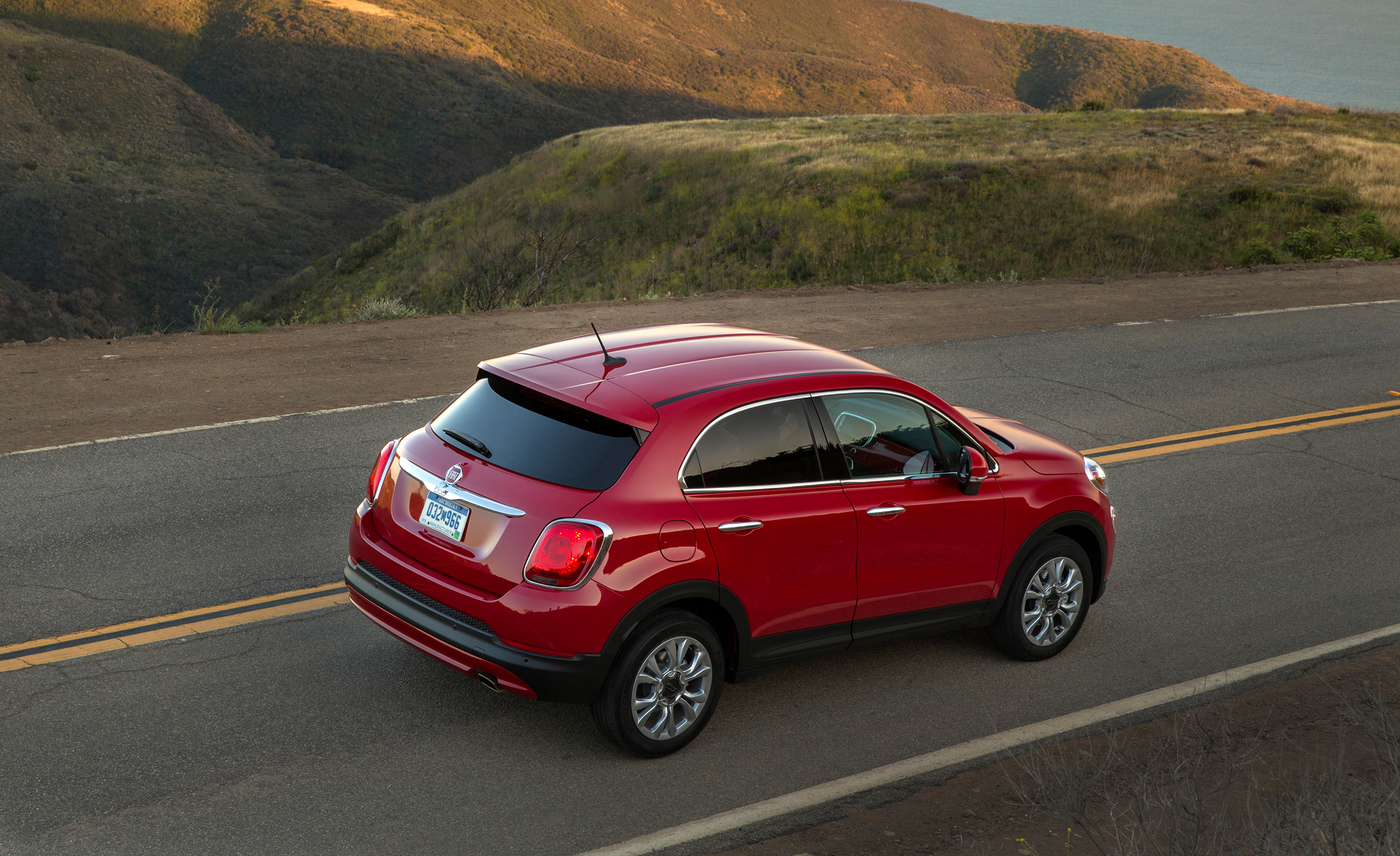 2016 Fiat 500X Lounge (Photo 22 of 66)