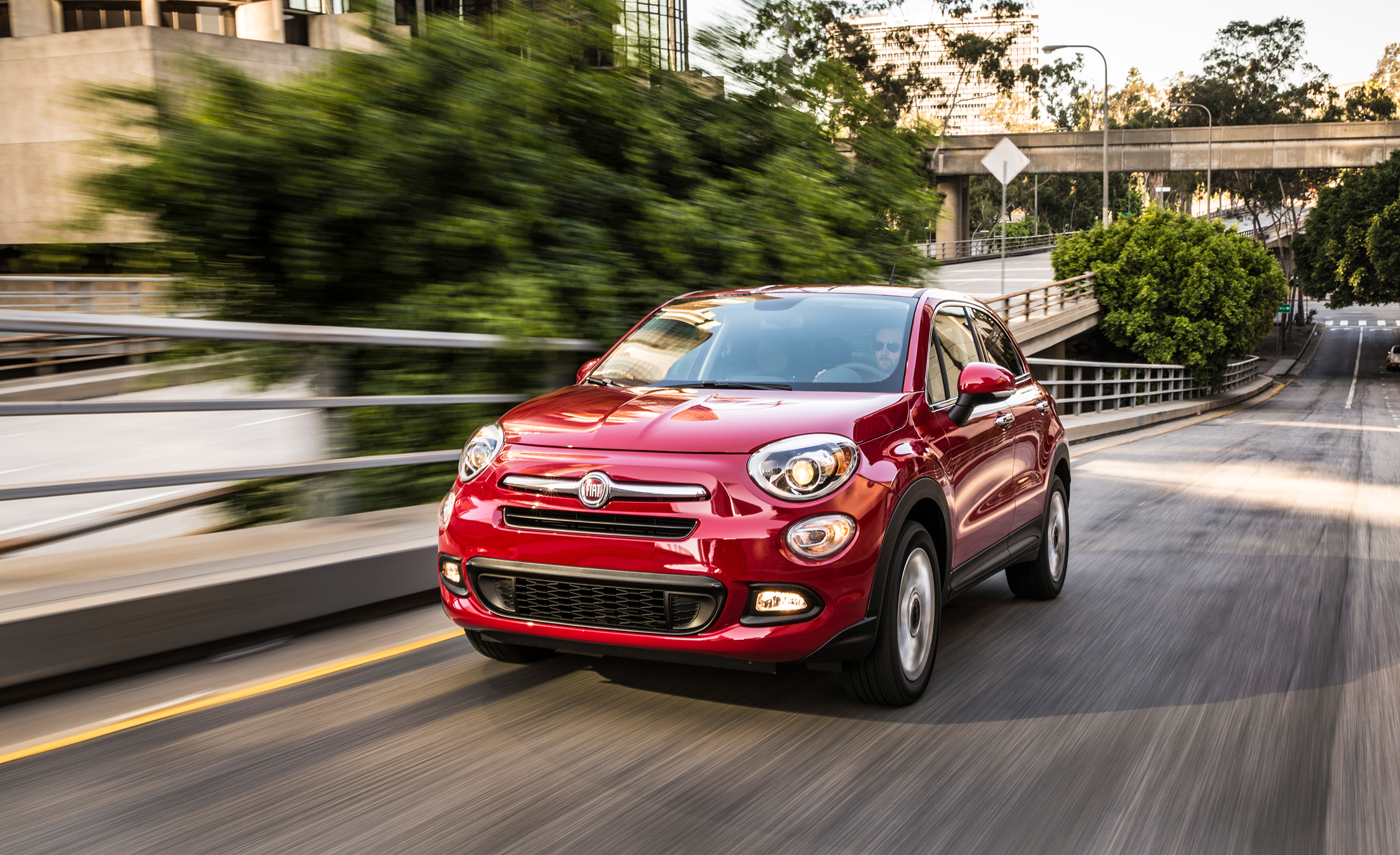 2016 Fiat 500X Lounge (Photo 16 of 66)