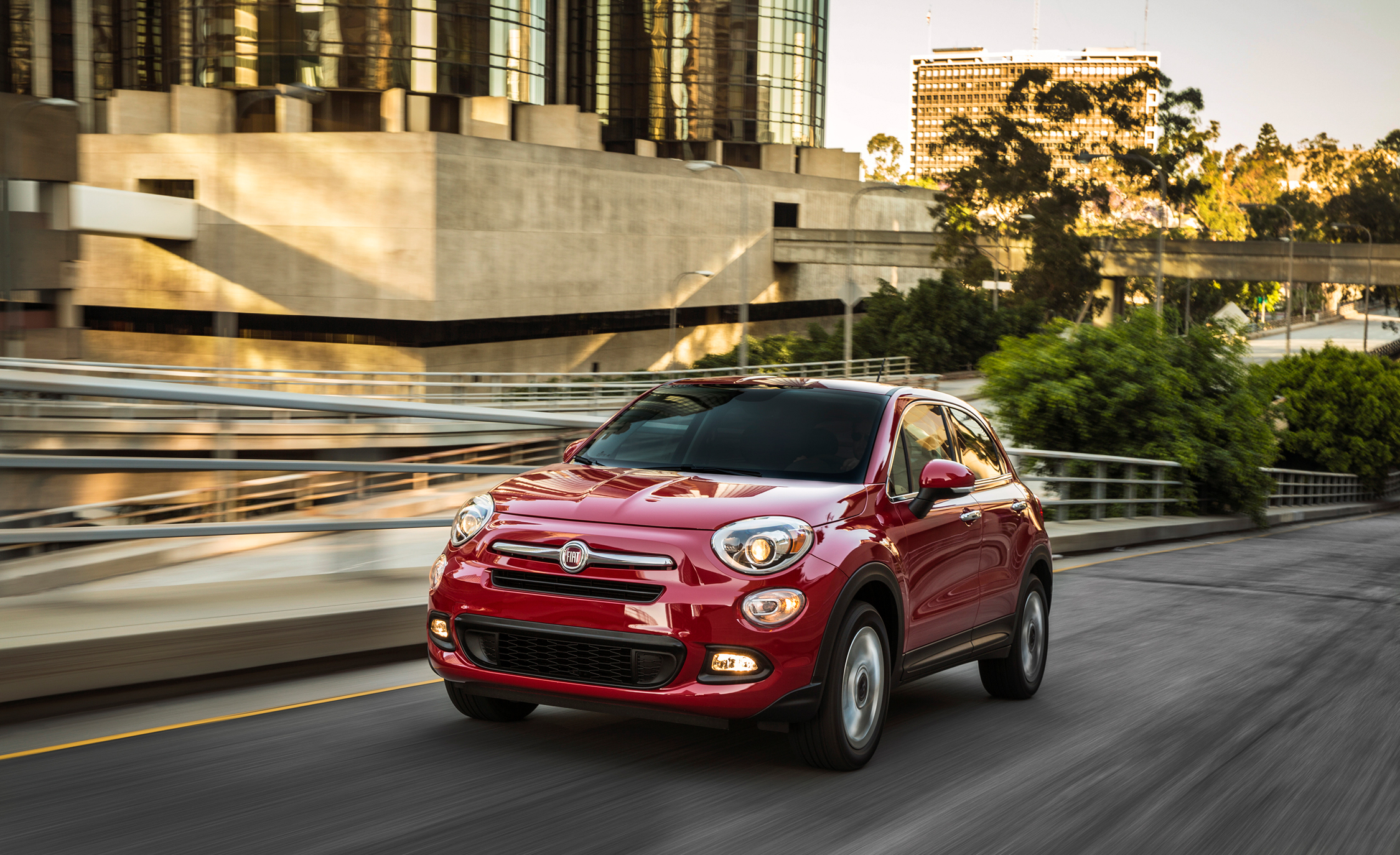 2016 Fiat 500X Lounge (Photo 23 of 66)