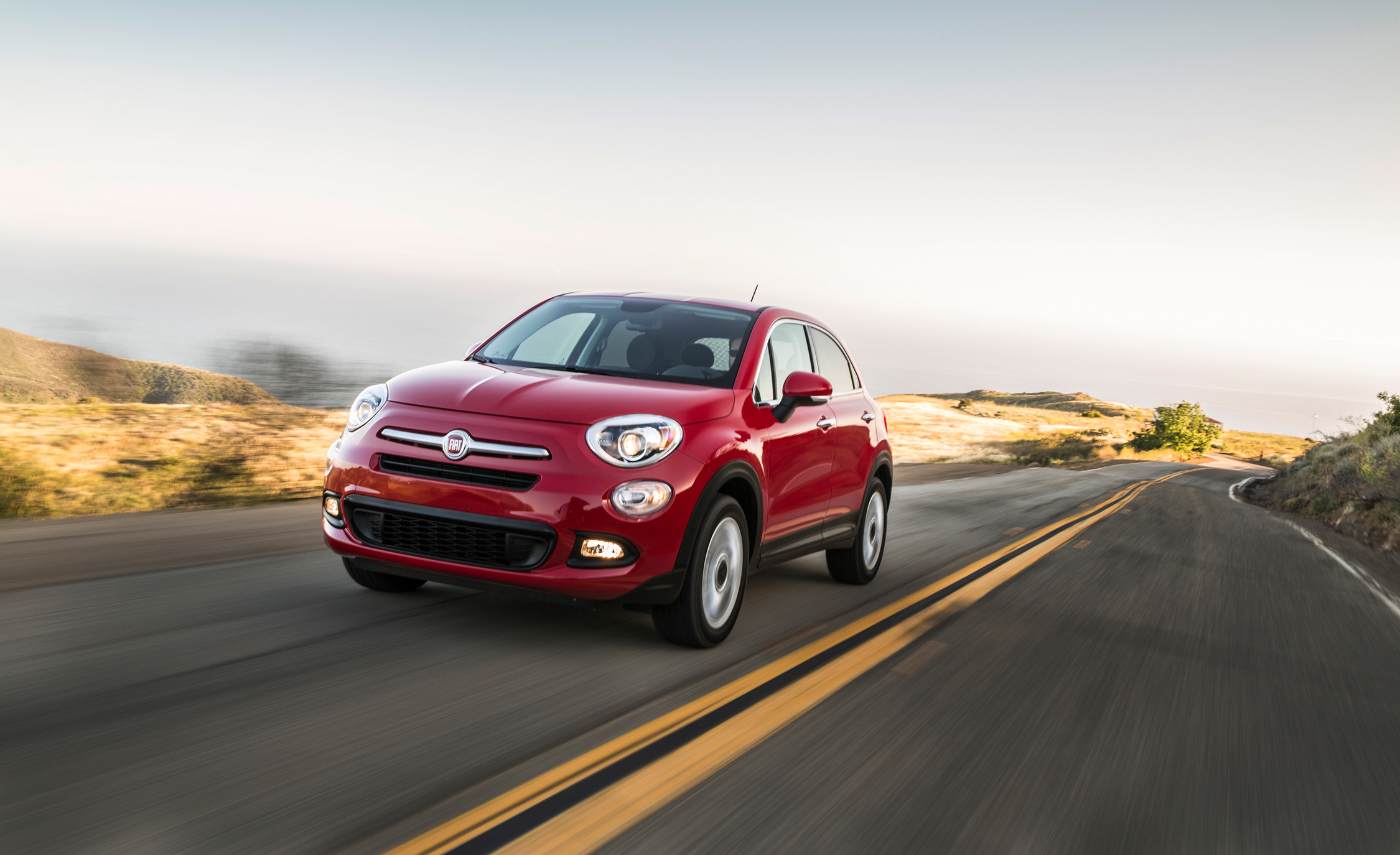 2016 Fiat 500X Lounge (Photo 10 of 66)