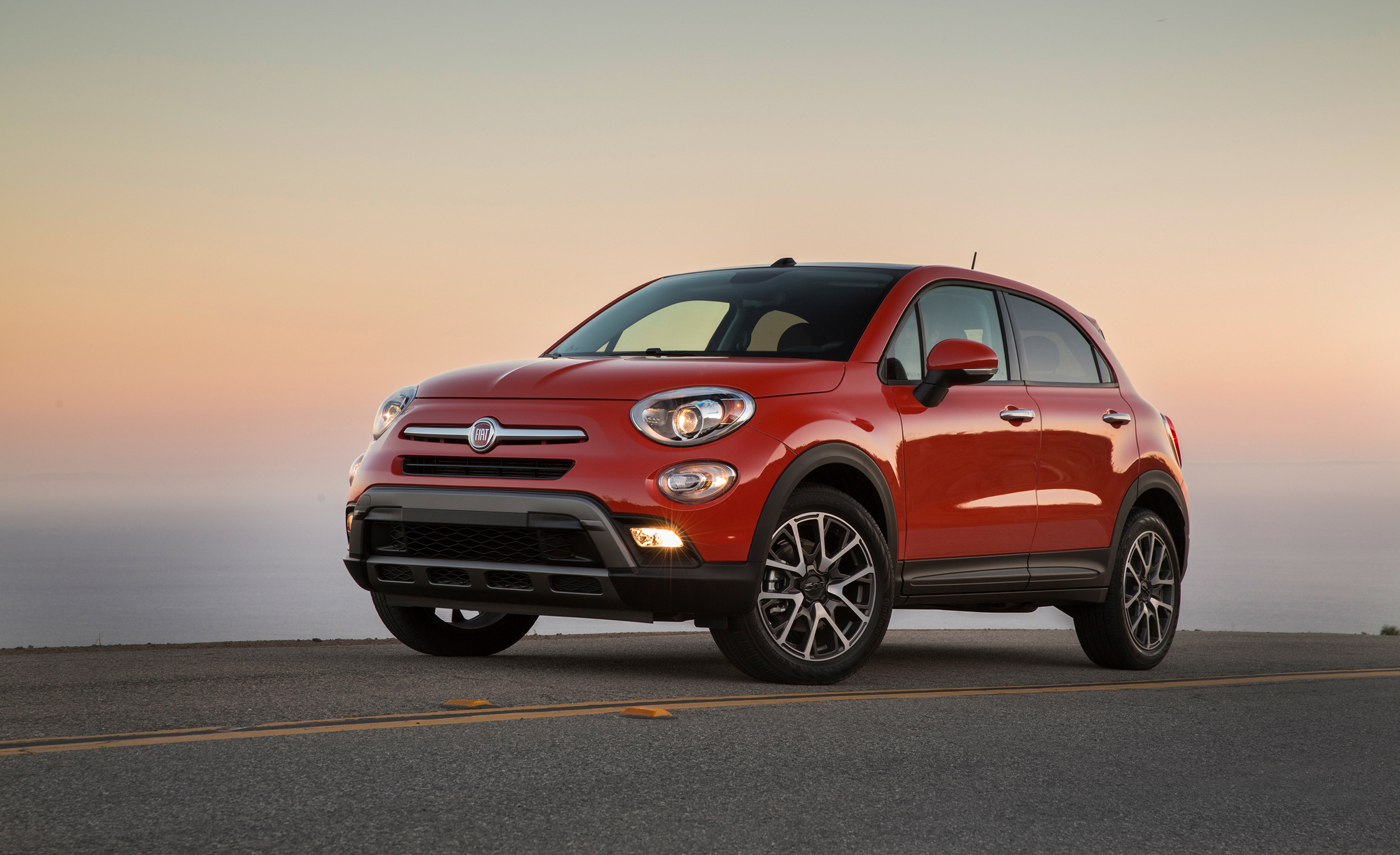 2016 Fiat 500X Trekking Plus (Photo 50 of 66)