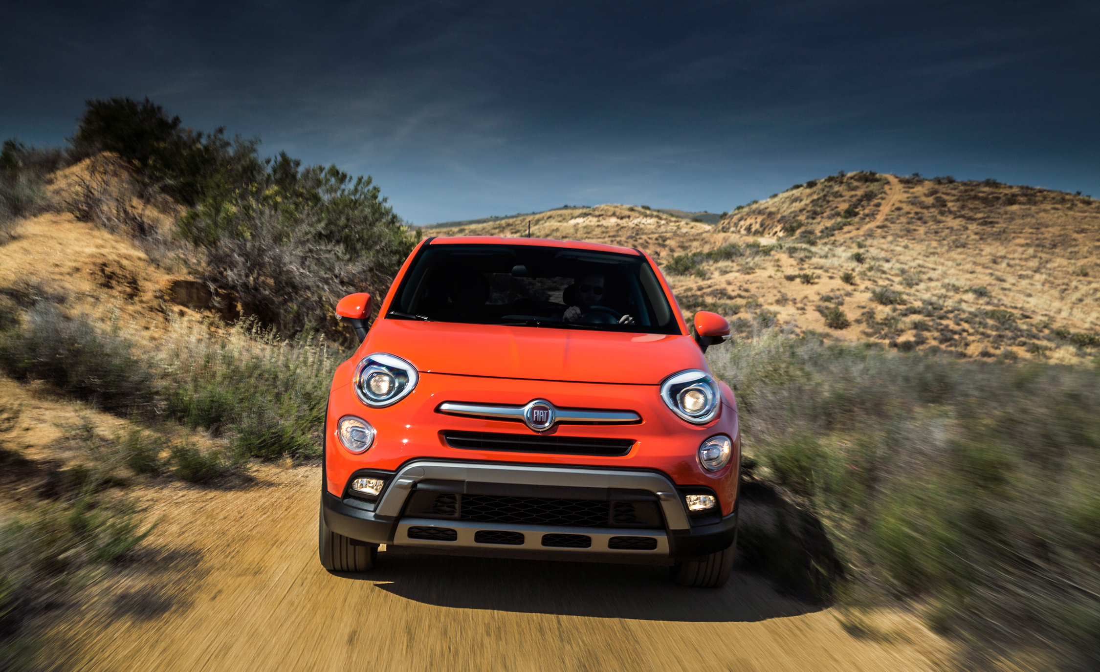 2016 Fiat 500X Trekking (Photo 29 of 66)