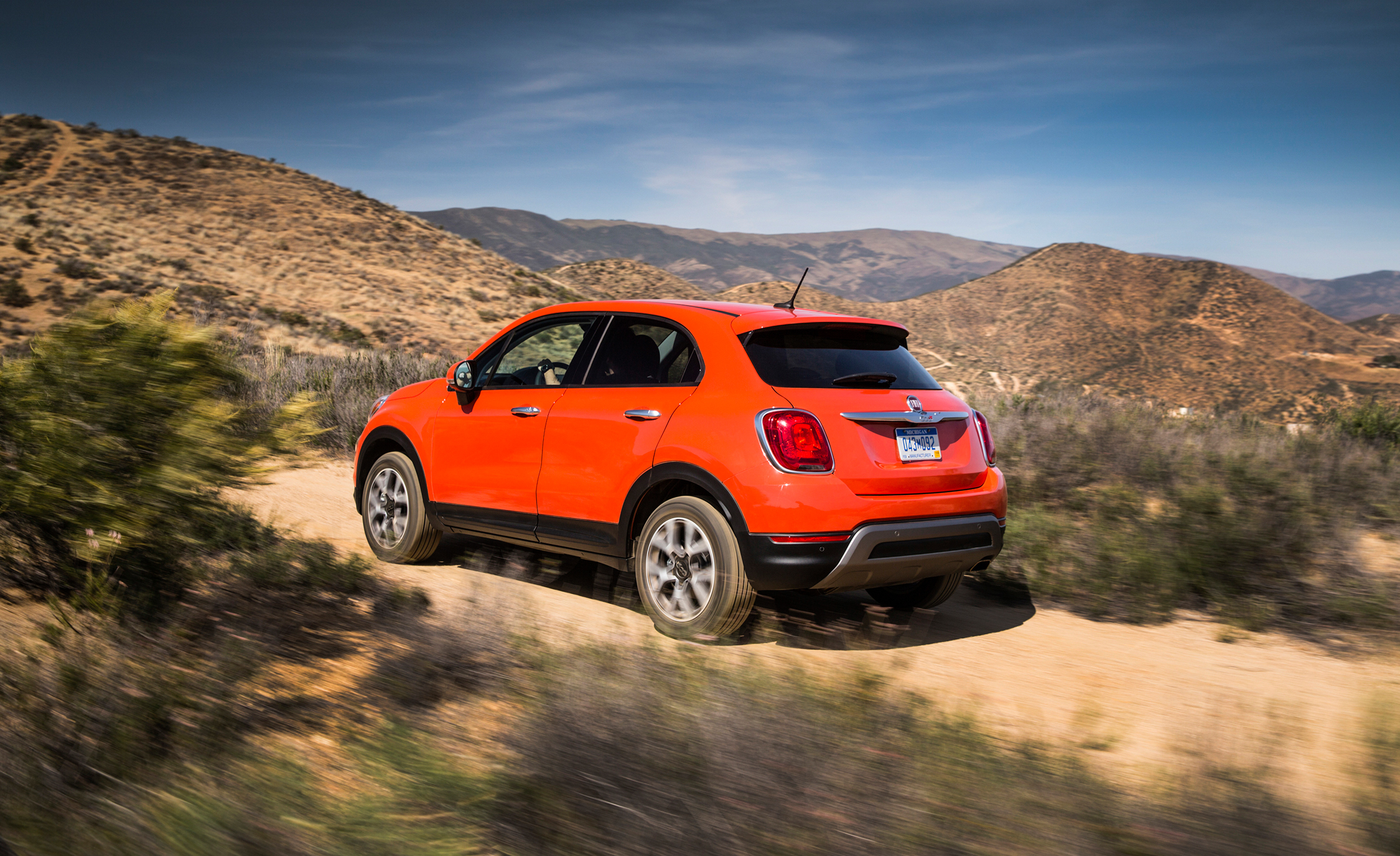 2016 Fiat 500X Trekking (Photo 31 of 66)
