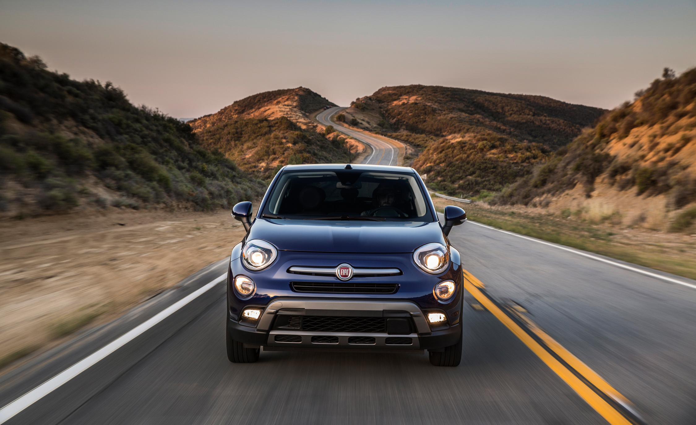 2016 Fiat 500X Trekking Plus (Photo 53 of 66)