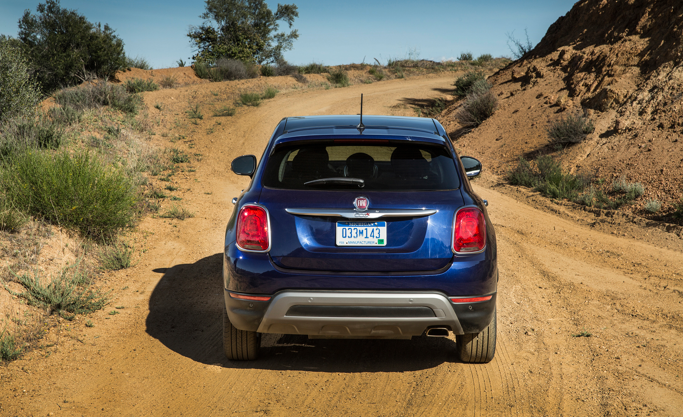 2016 Fiat 500X Trekking Plus (Photo 56 of 66)