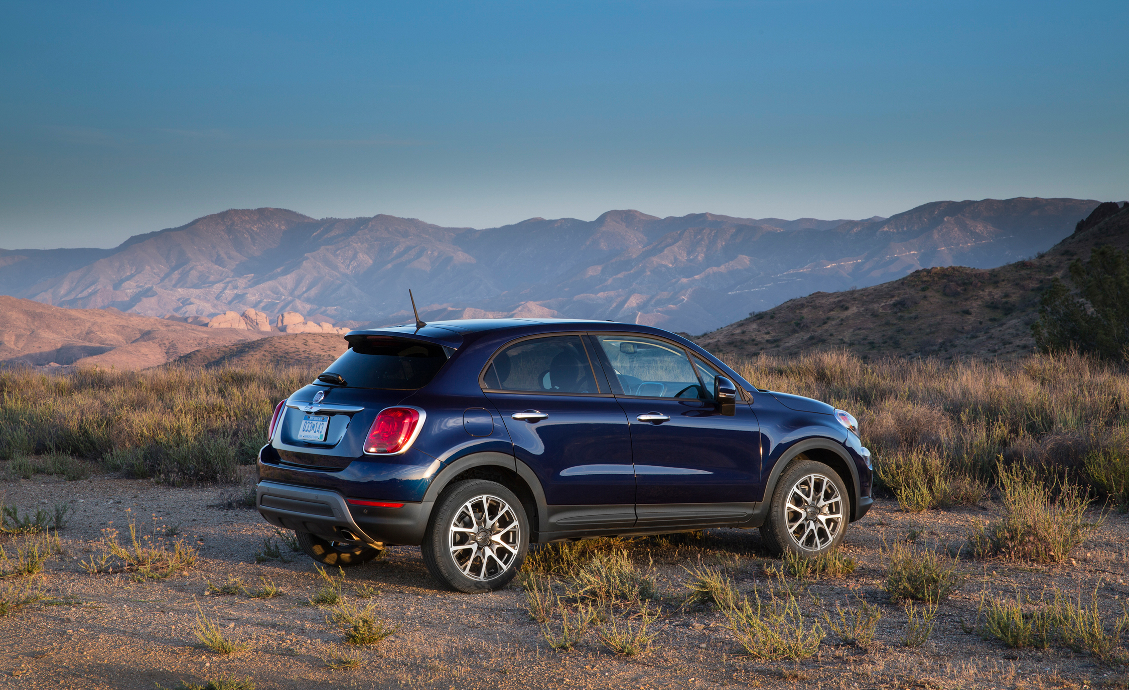 2016 Fiat 500X Trekking Plus (Photo 57 of 66)
