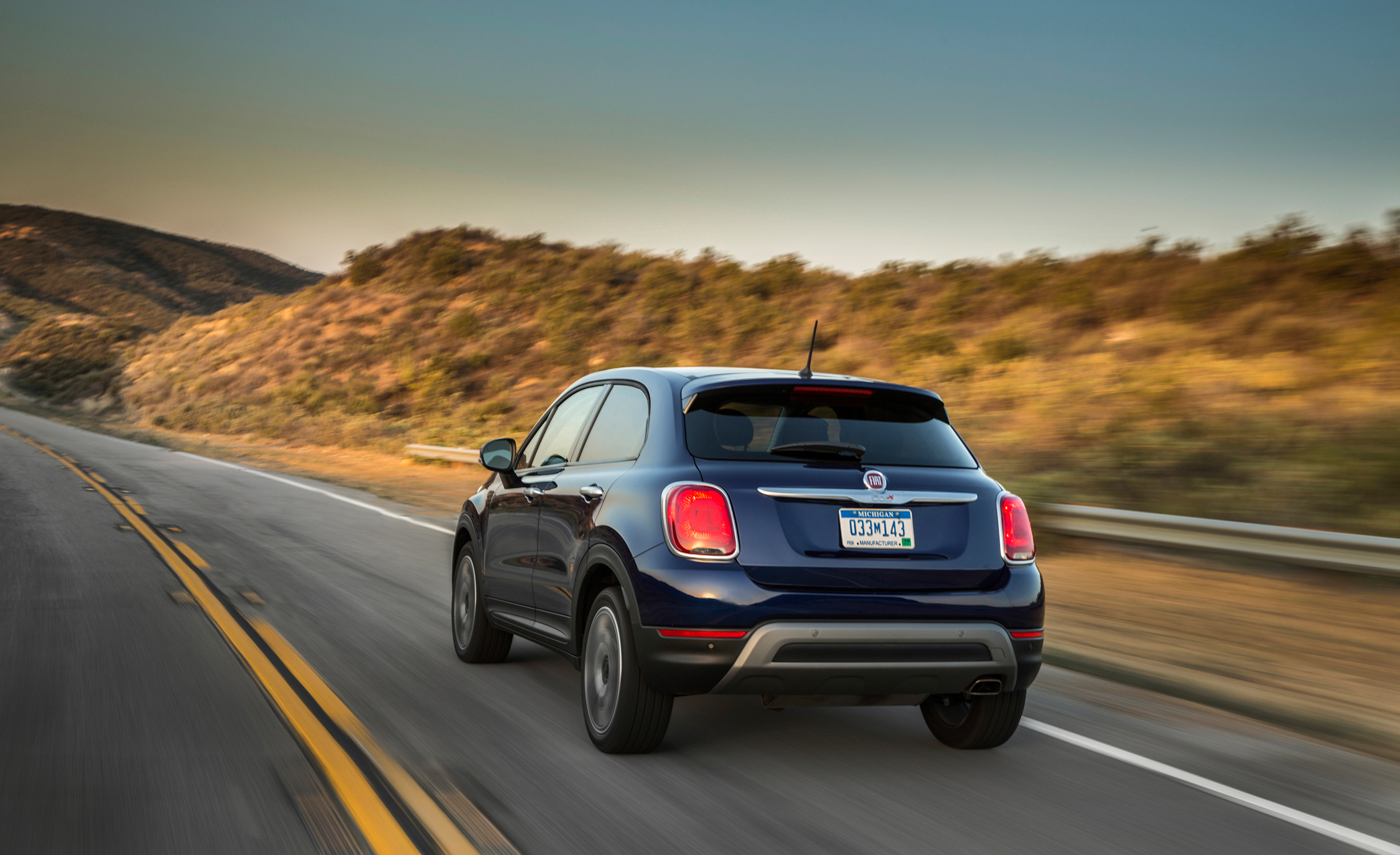 2016 Fiat 500X Trekking Plus (Photo 54 of 66)