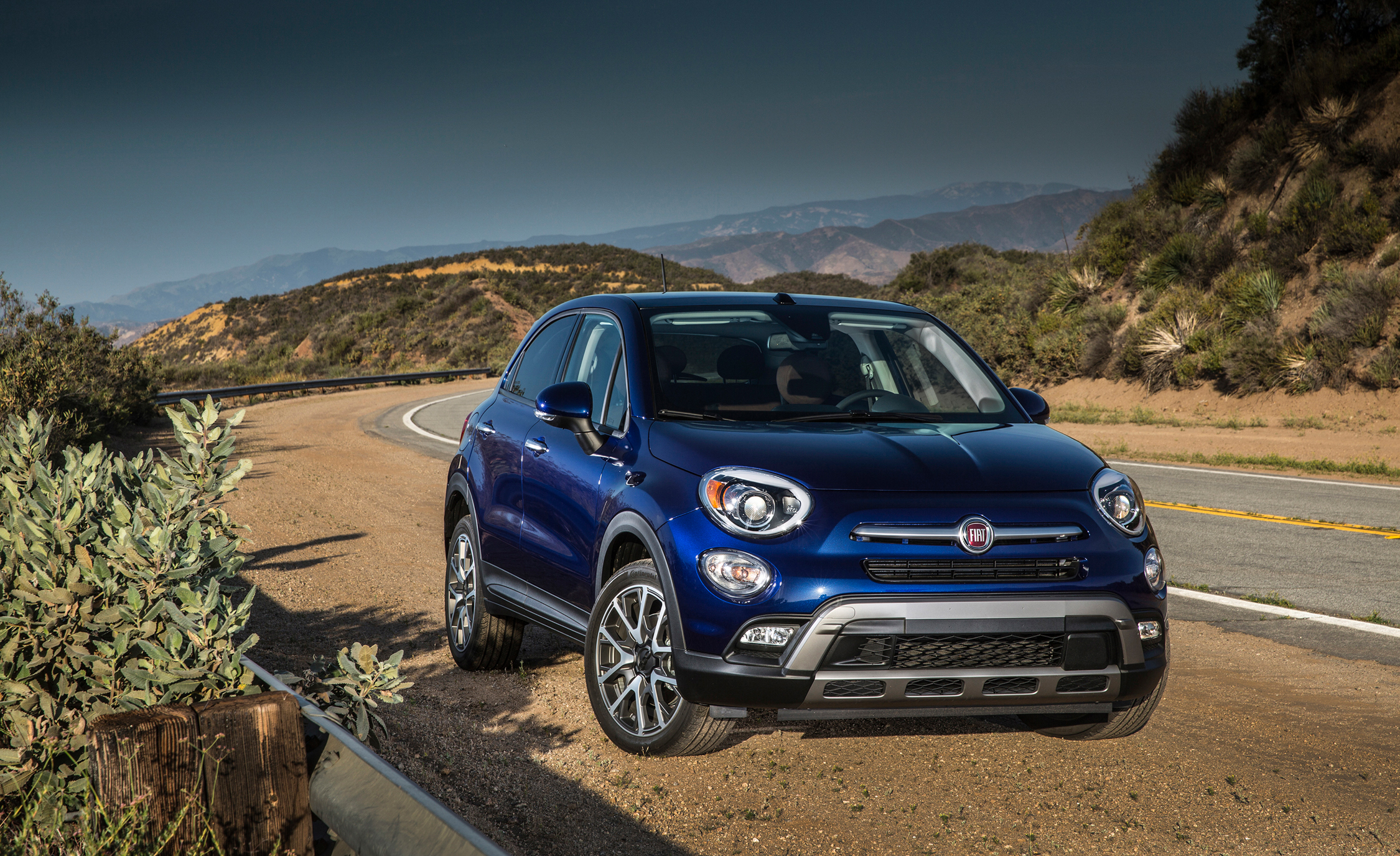 2016 Fiat 500X Trekking Plus (Photo 52 of 66)