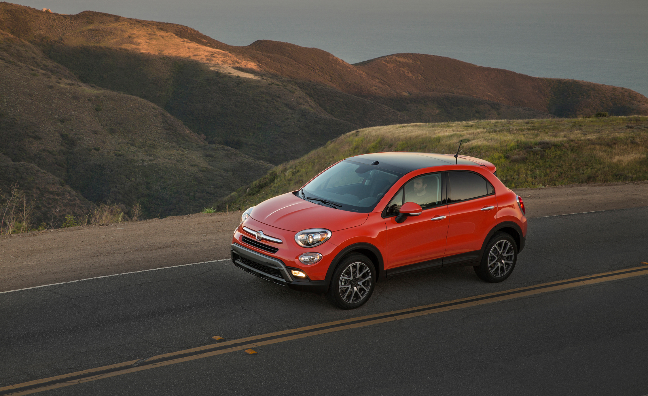 2016 Fiat 500X Trekking Plus (Photo 62 of 66)