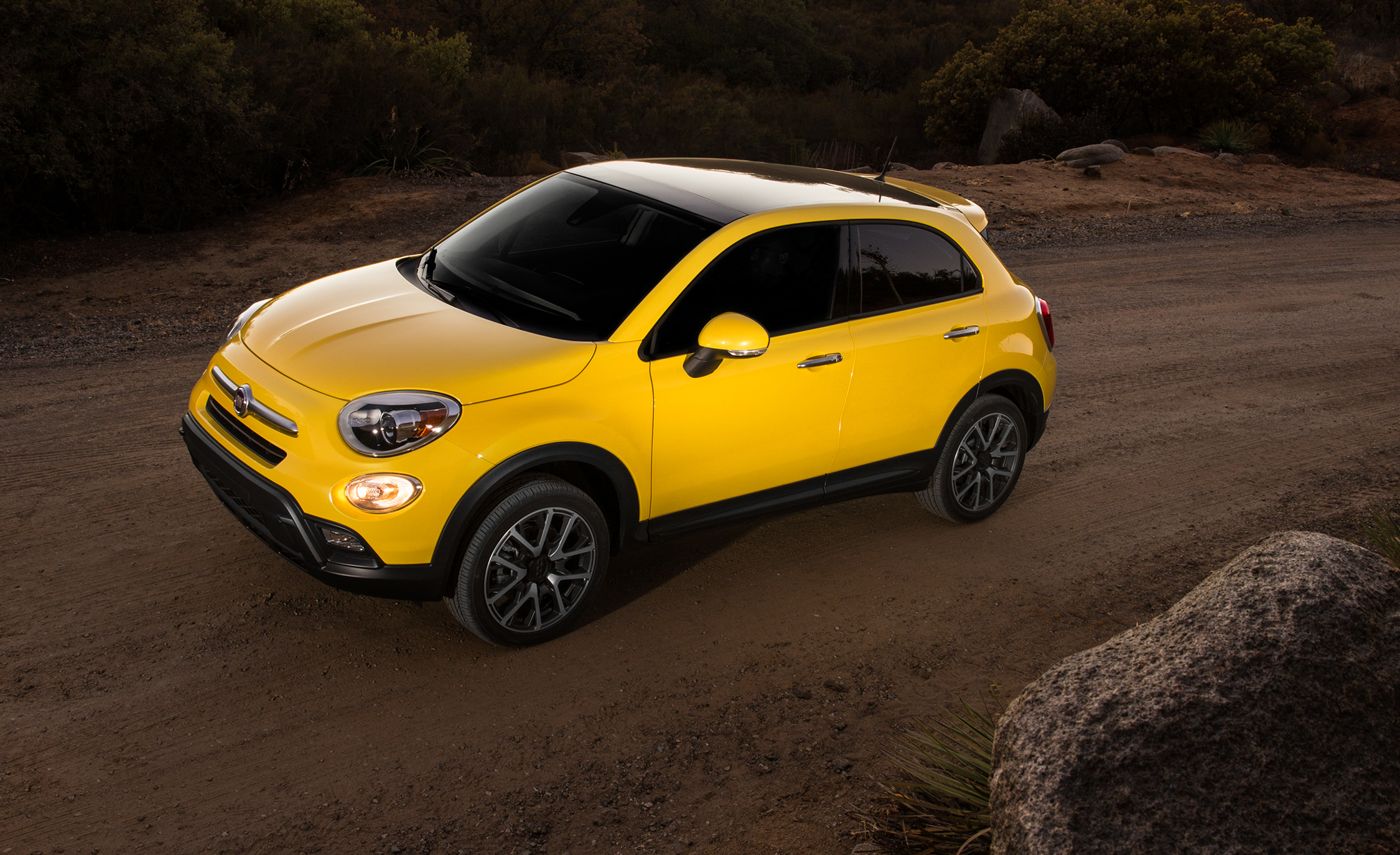 2016 Fiat 500X Trekking Plus (Photo 63 of 66)
