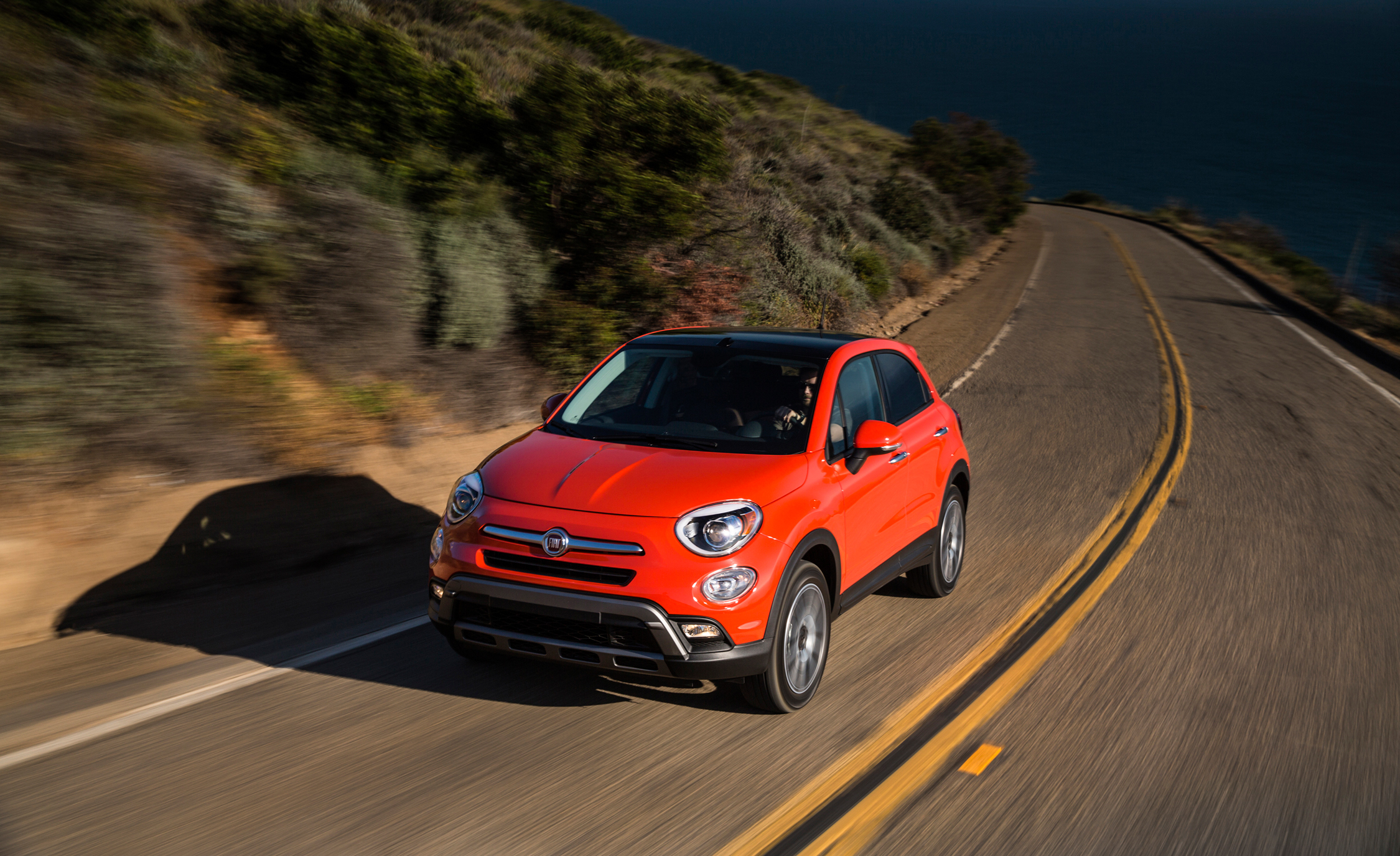 2016 Fiat 500X Trekking Plus (Photo 64 of 66)