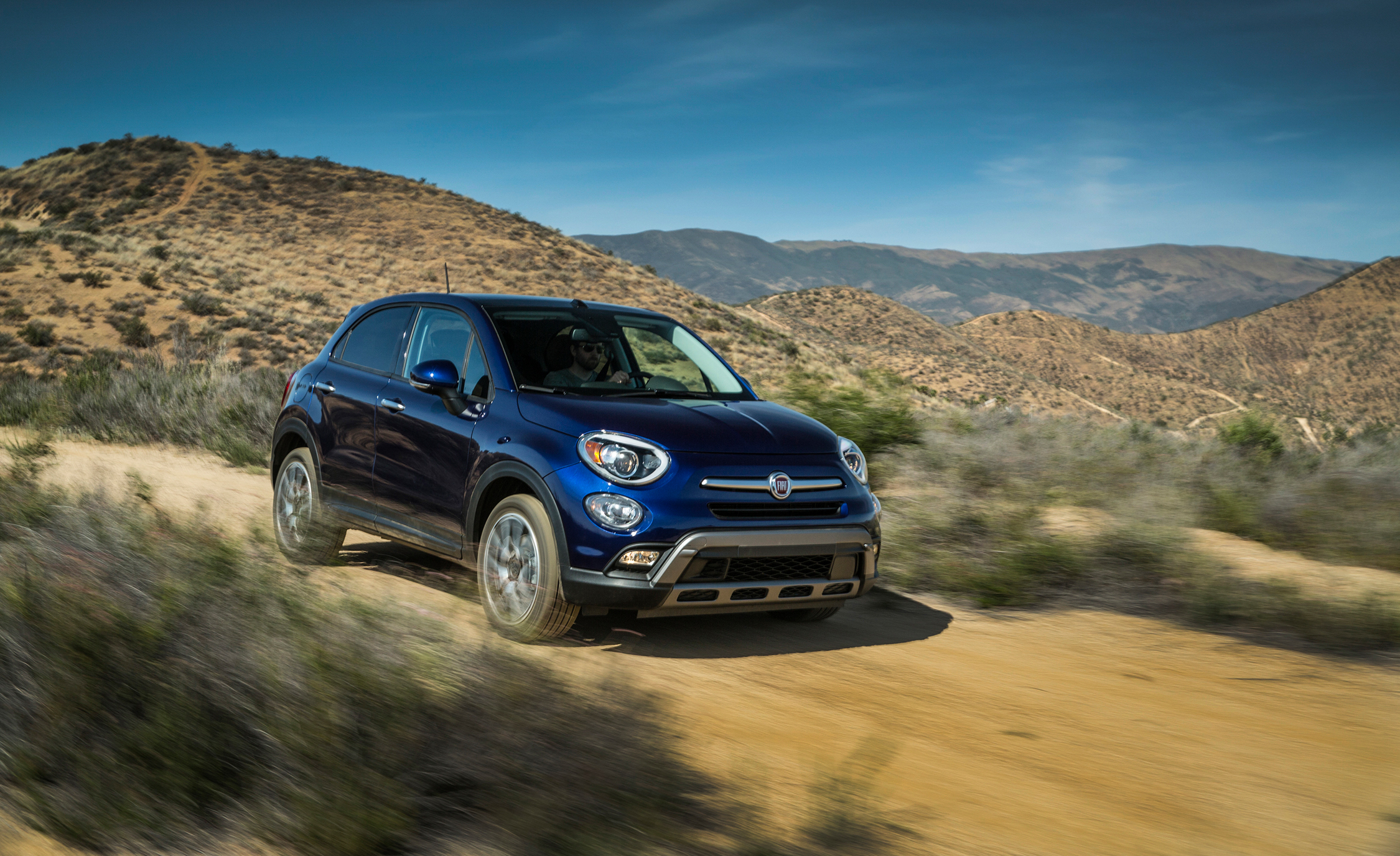 2016 Fiat 500X Trekking Plus (Photo 65 of 66)
