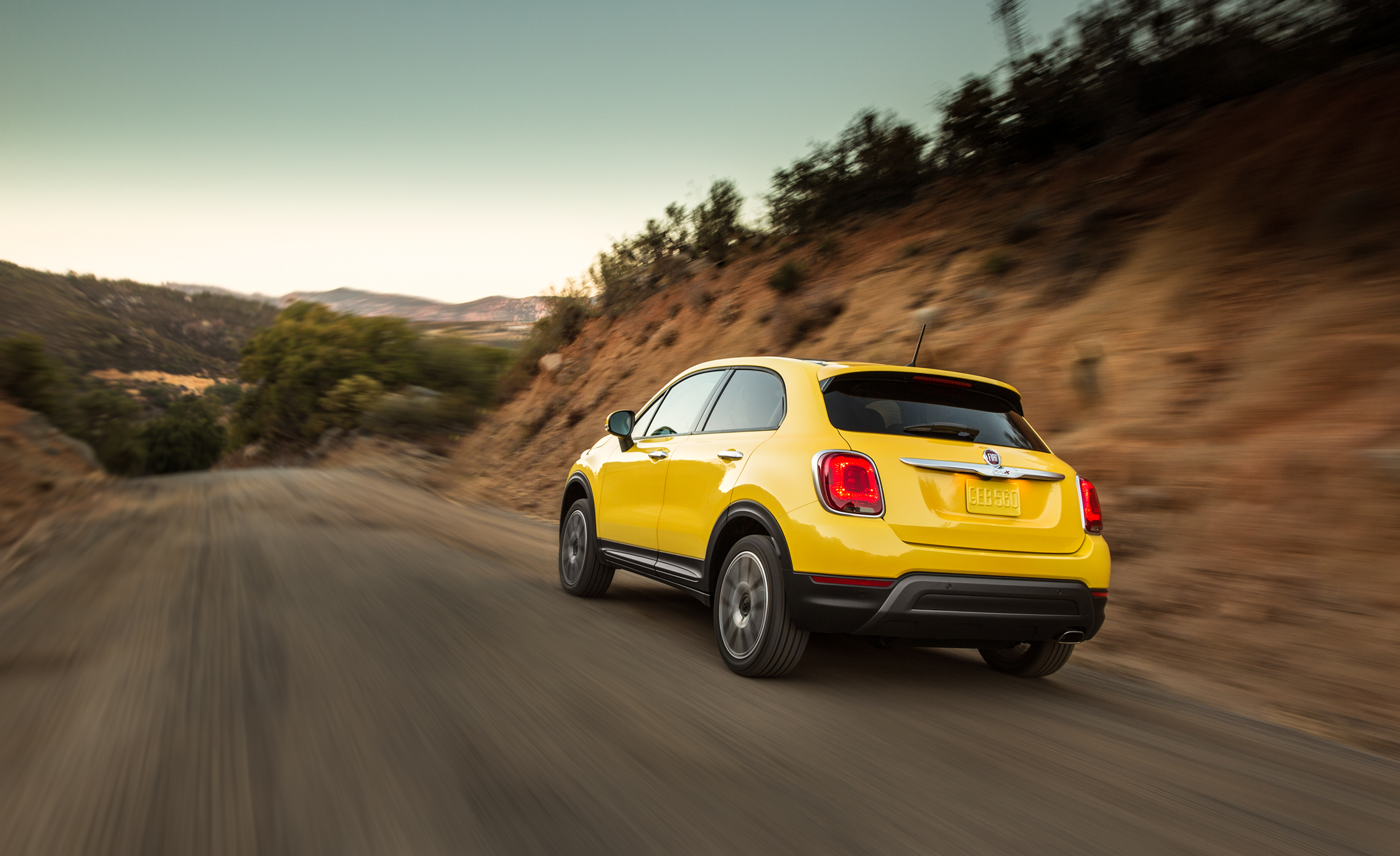 2016 Fiat 500X Trekking Plus (Photo 44 of 66)