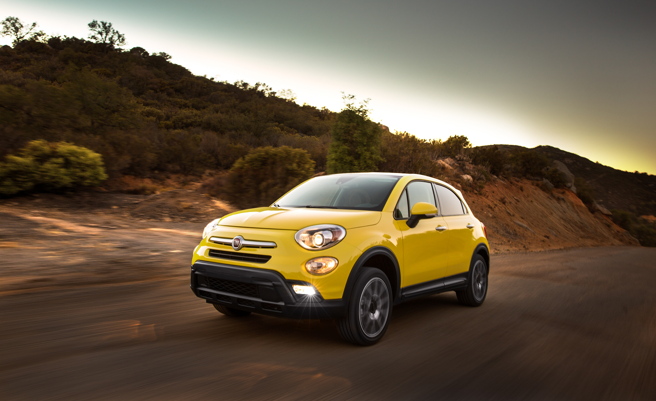 2016 Fiat 500X Trekking Plus (Photo 42 of 66)