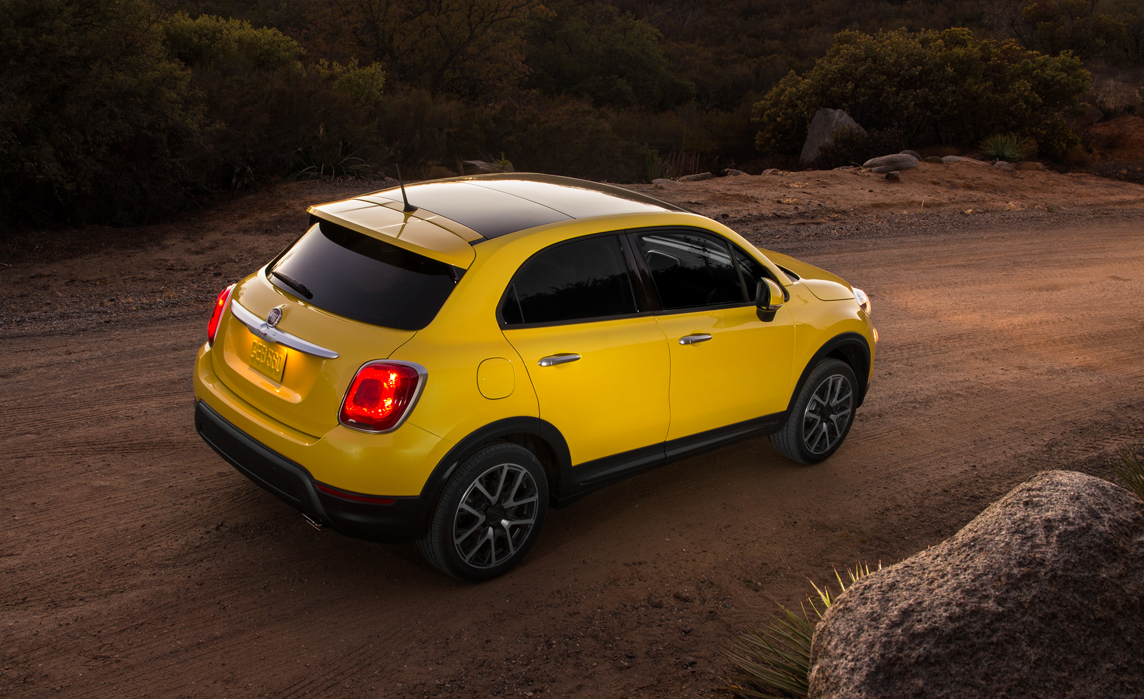 2016 Fiat 500X Trekking Plus (Photo 45 of 66)