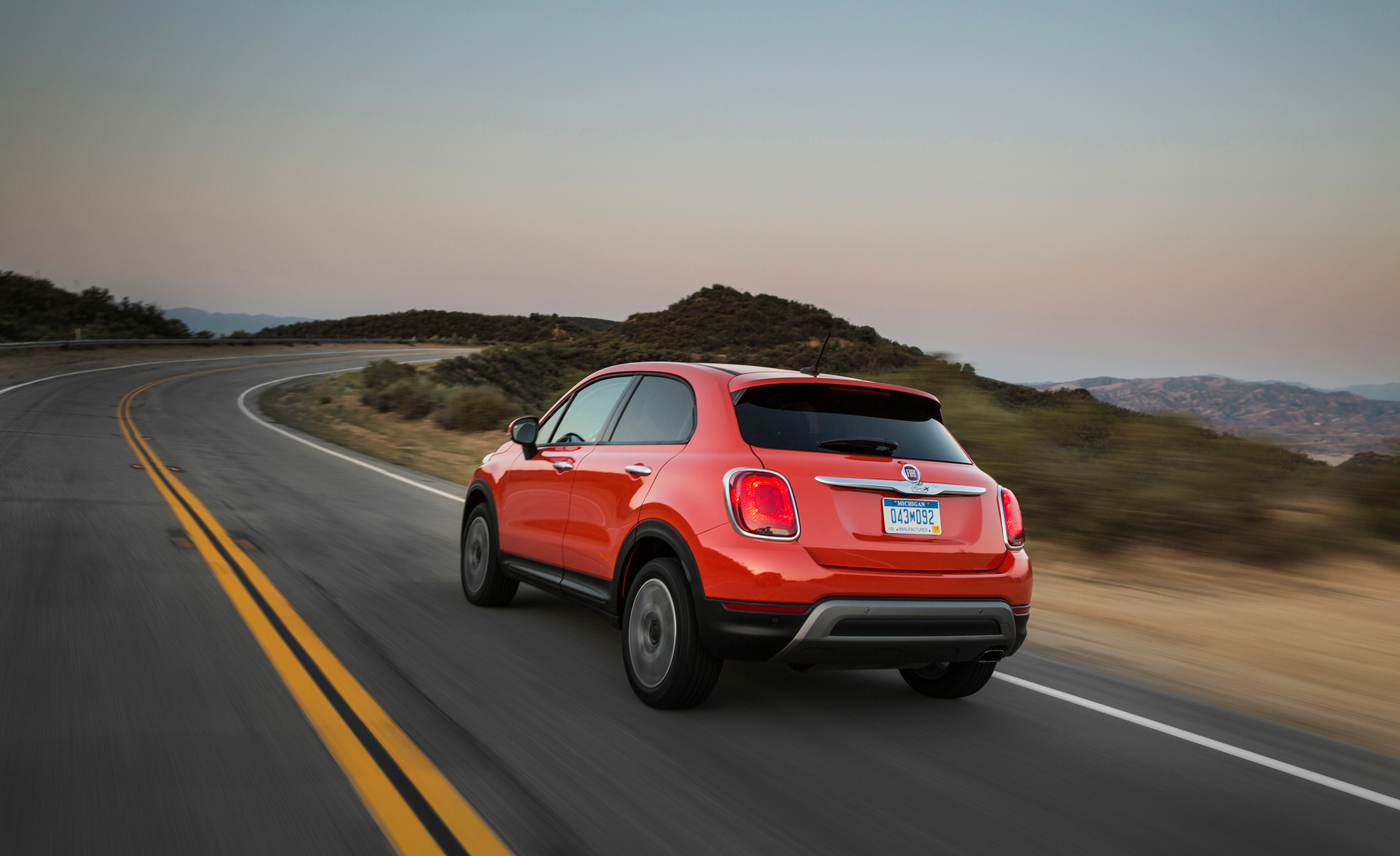 2016 Fiat 500X Trekking (Photo 26 of 66)