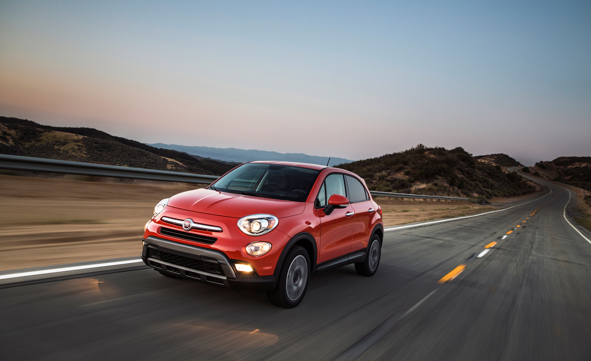 2016 Fiat 500X Trekking (Photo 27 of 66)
