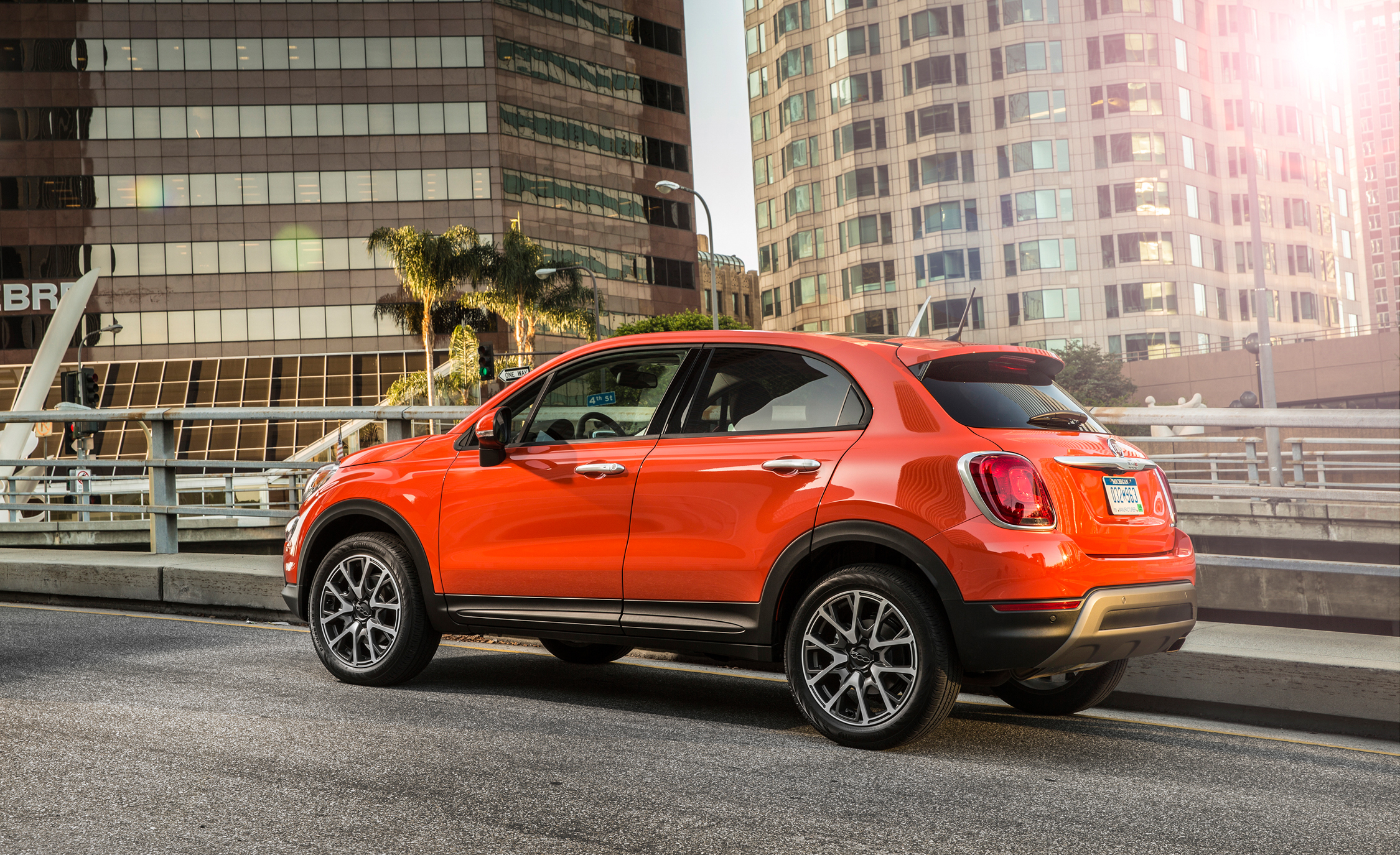 2016 Fiat 500X Trekking Plus (Photo 48 of 66)