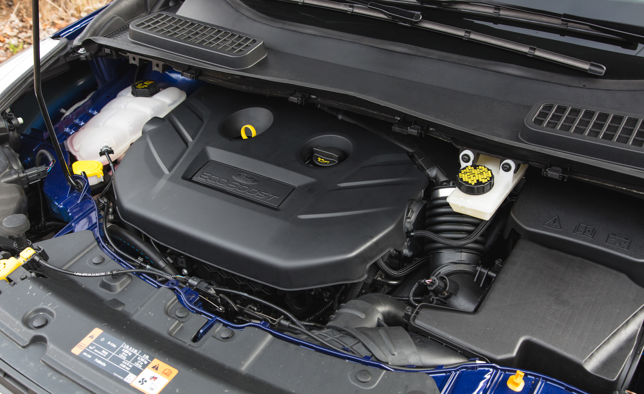 2016 Ford Escape 2.0L EcoBoost SE Turbocharged  (Photo 23 of 23)