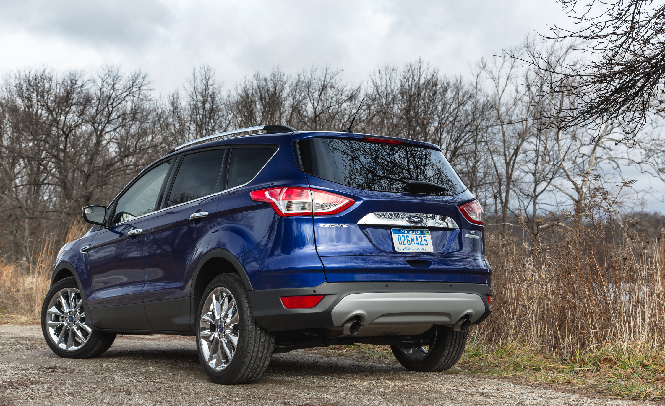 2016 Ford Escape (View 18 of 23)