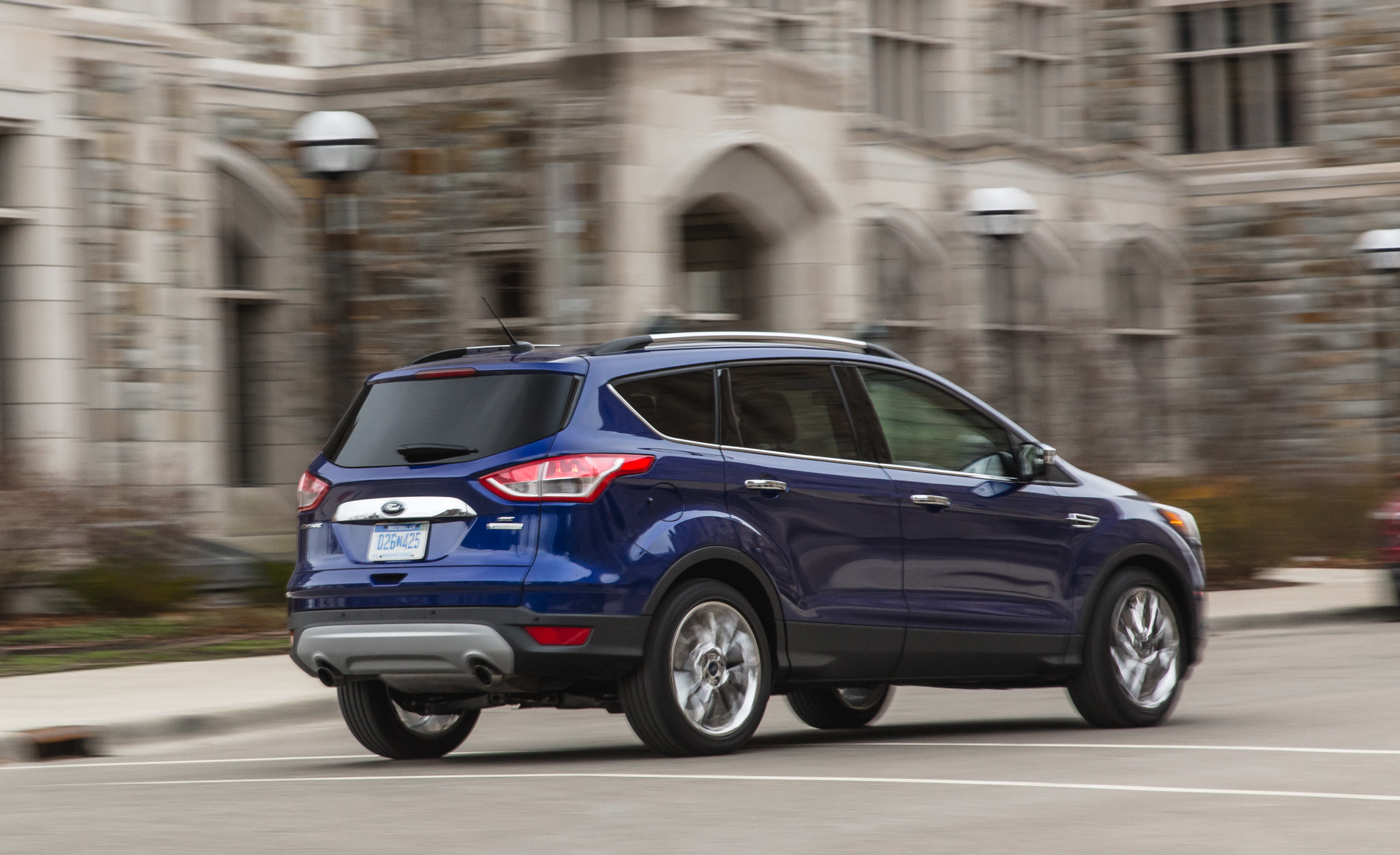 2016 Ford Escape (View 8 of 23)