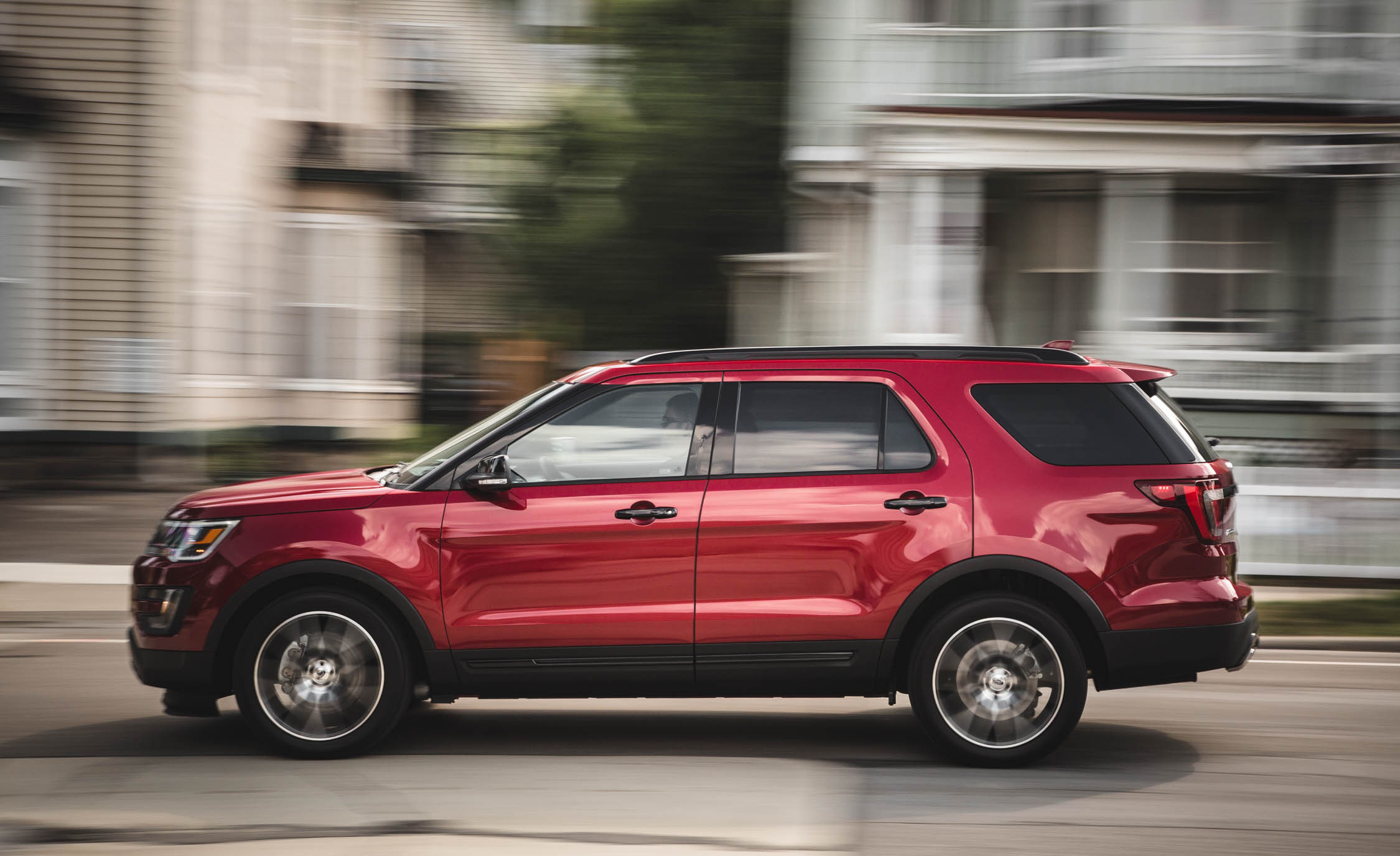 2016 Ford Explorer Sport (View 13 of 25)