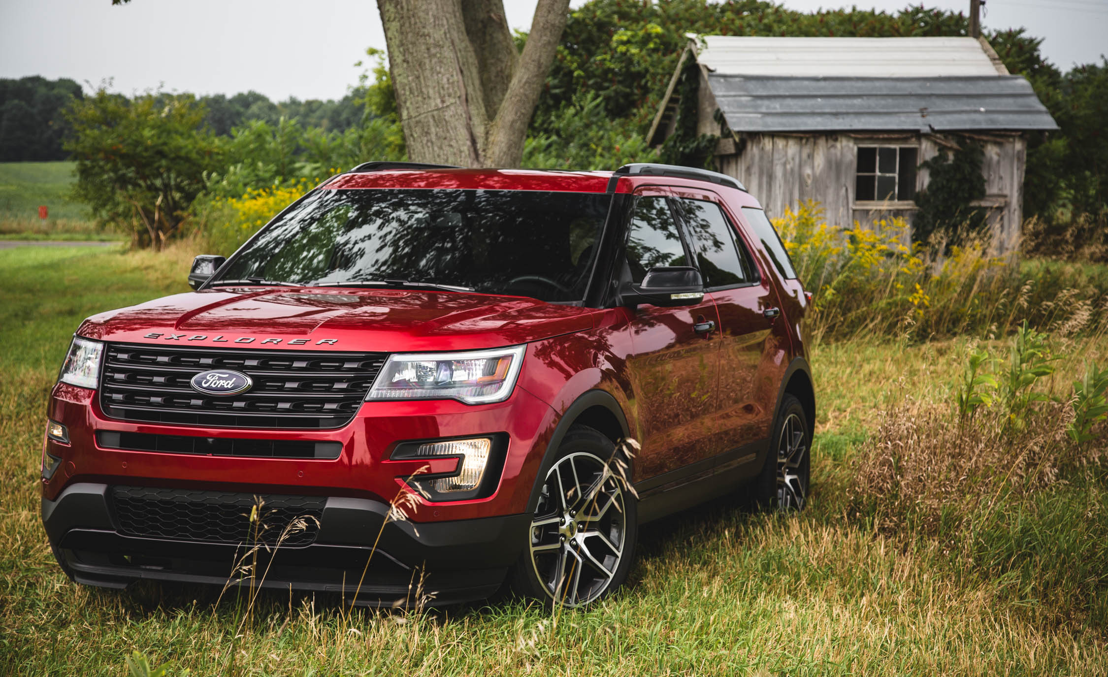 2016 Ford Explorer Sport (View 14 of 25)