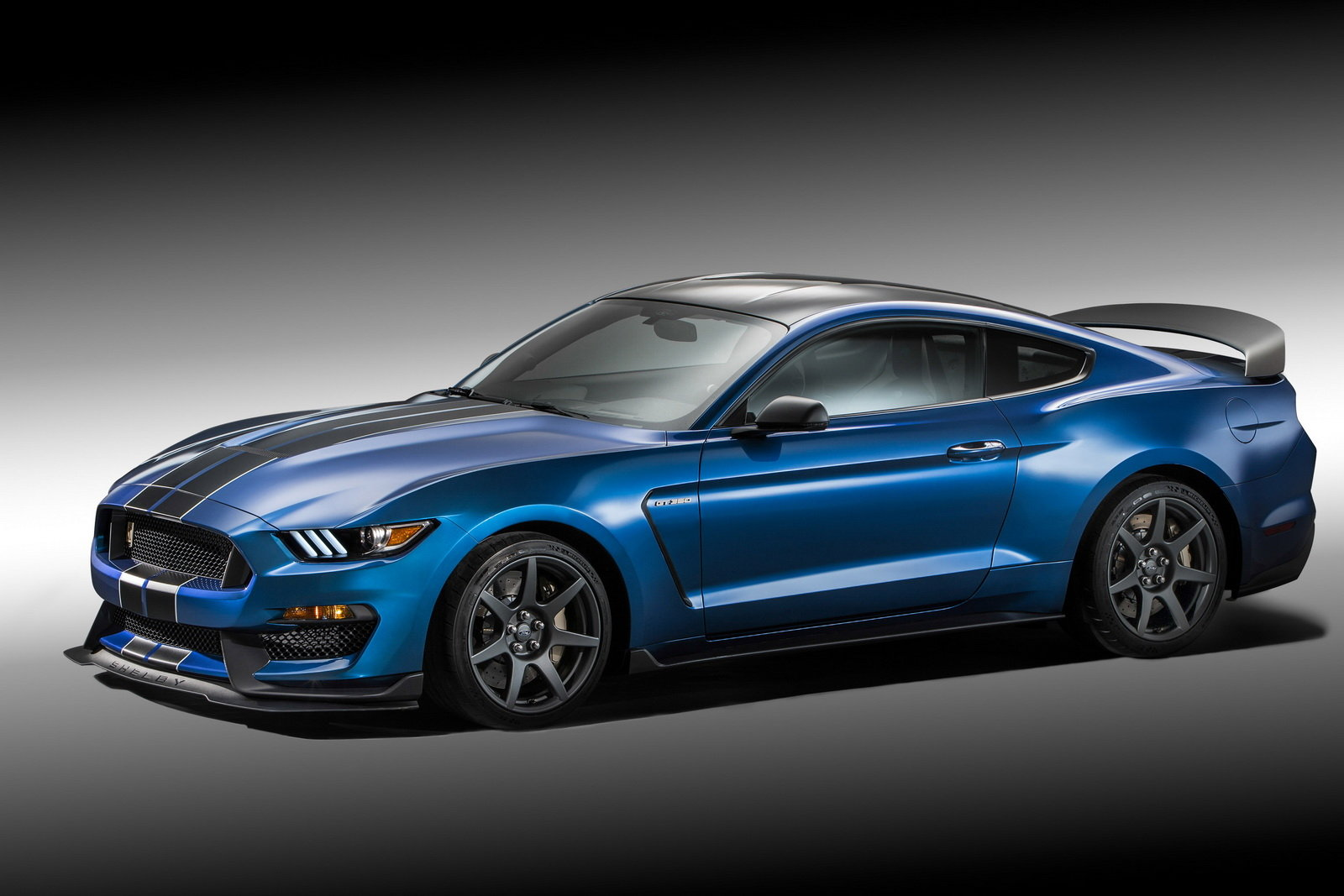 2016 Ford Mustang Shelby Gt350r Exterior Profile (Photo 28 of 47)