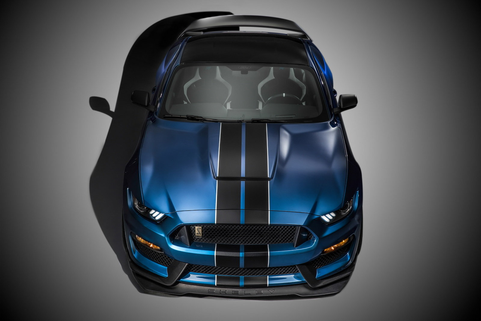 2016 Ford Mustang Shelby Gt350r Top Photo (Photo 5 of 47)