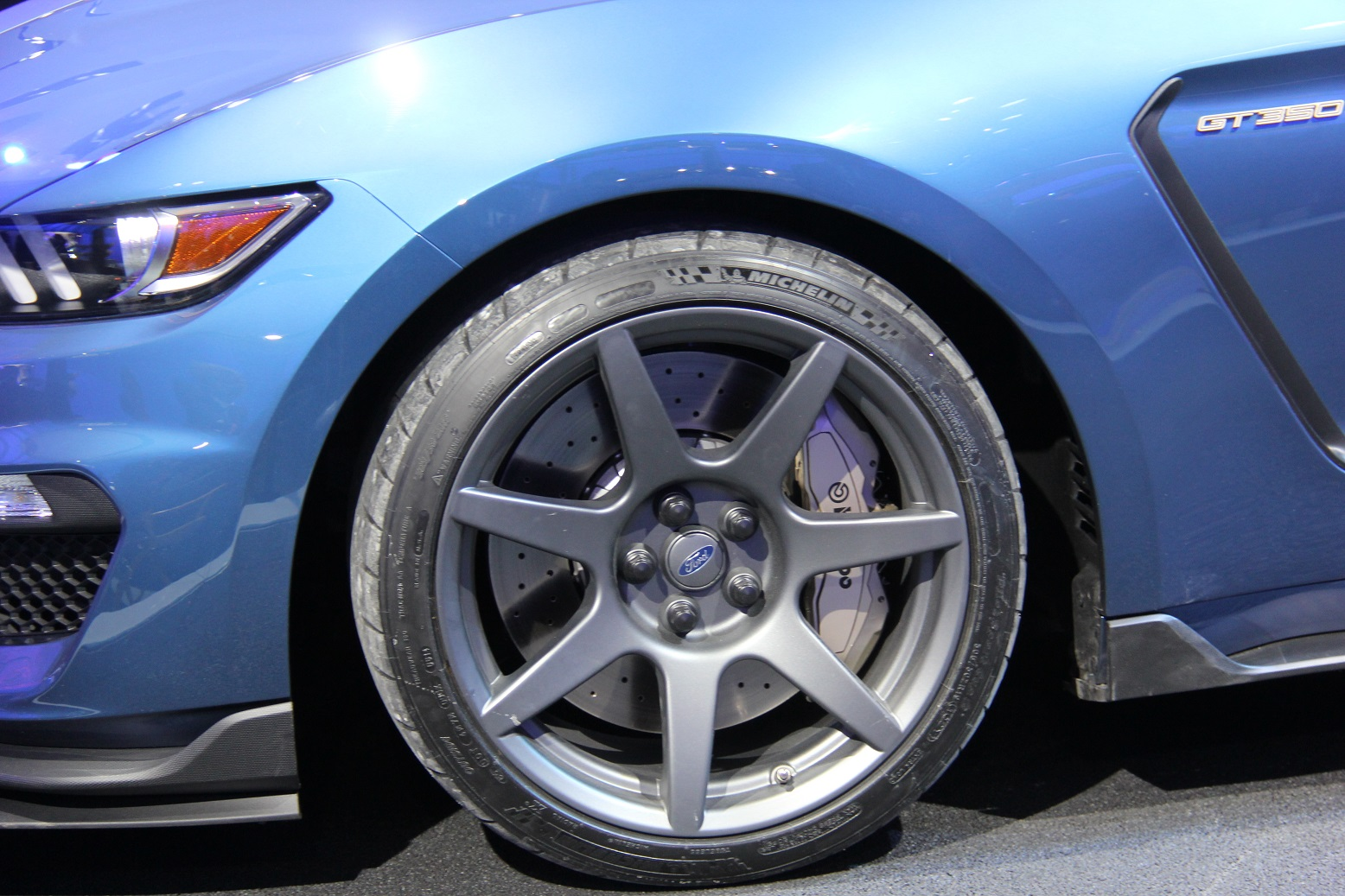 2016 Ford Mustang Shelby Gt350r Velg And Wheel (Photo 7 of 47)