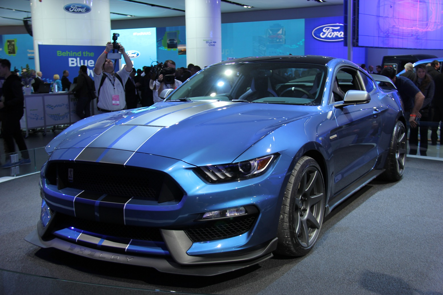 2016 Ford Mustang Shelby Gt350r (Photo 22 of 47)