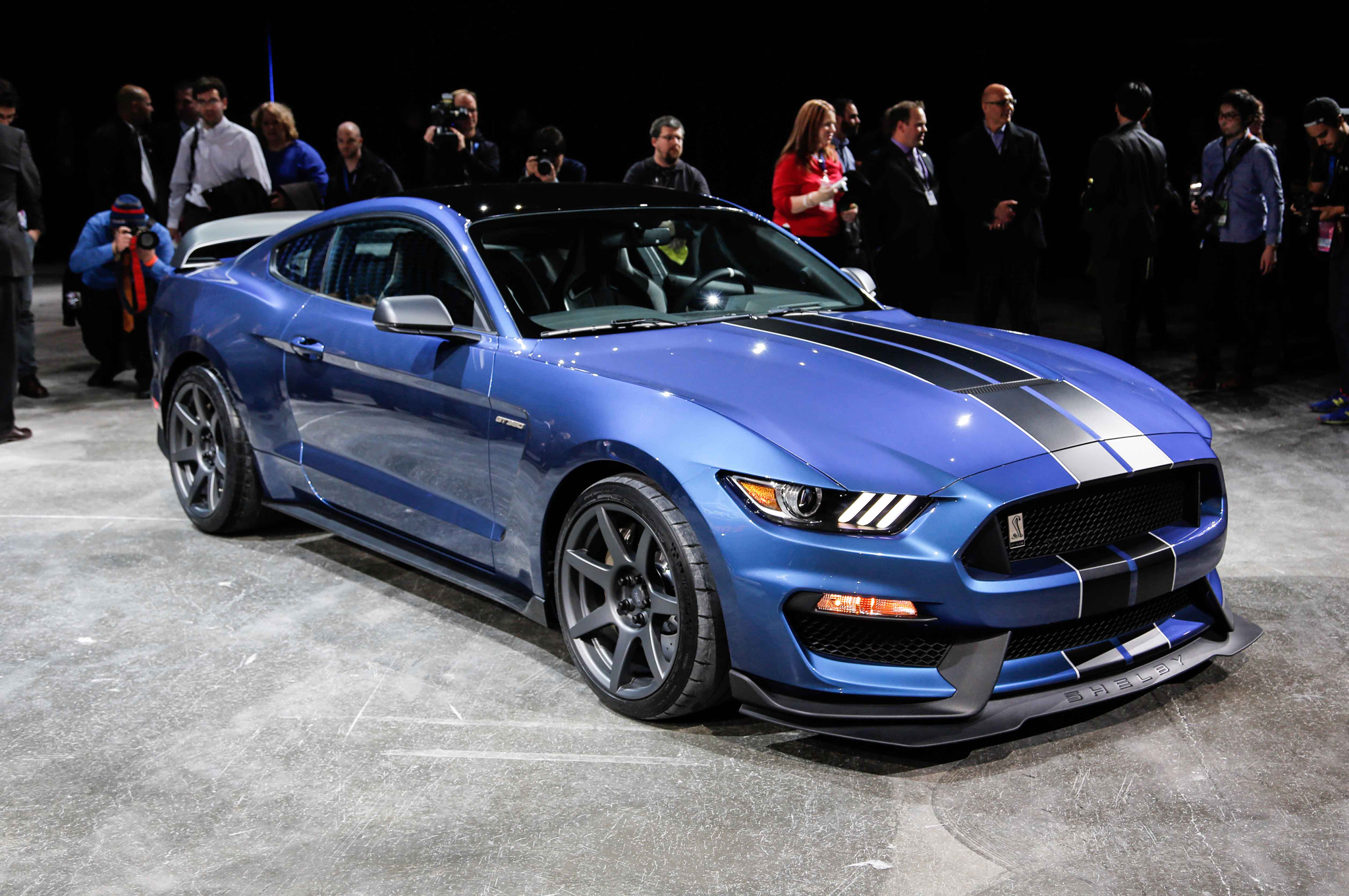 2016 Ford Shelby Gt350r Mustang (Photo 47 of 47)