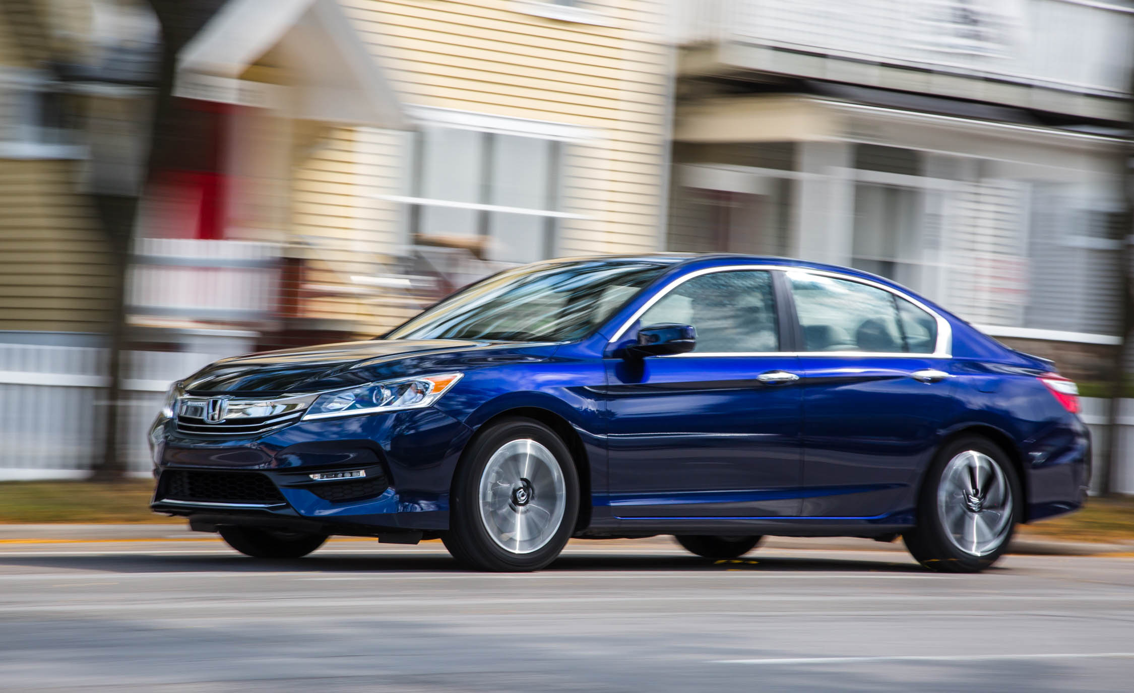 2016 Honda Accord EX (Photo 12 of 52)