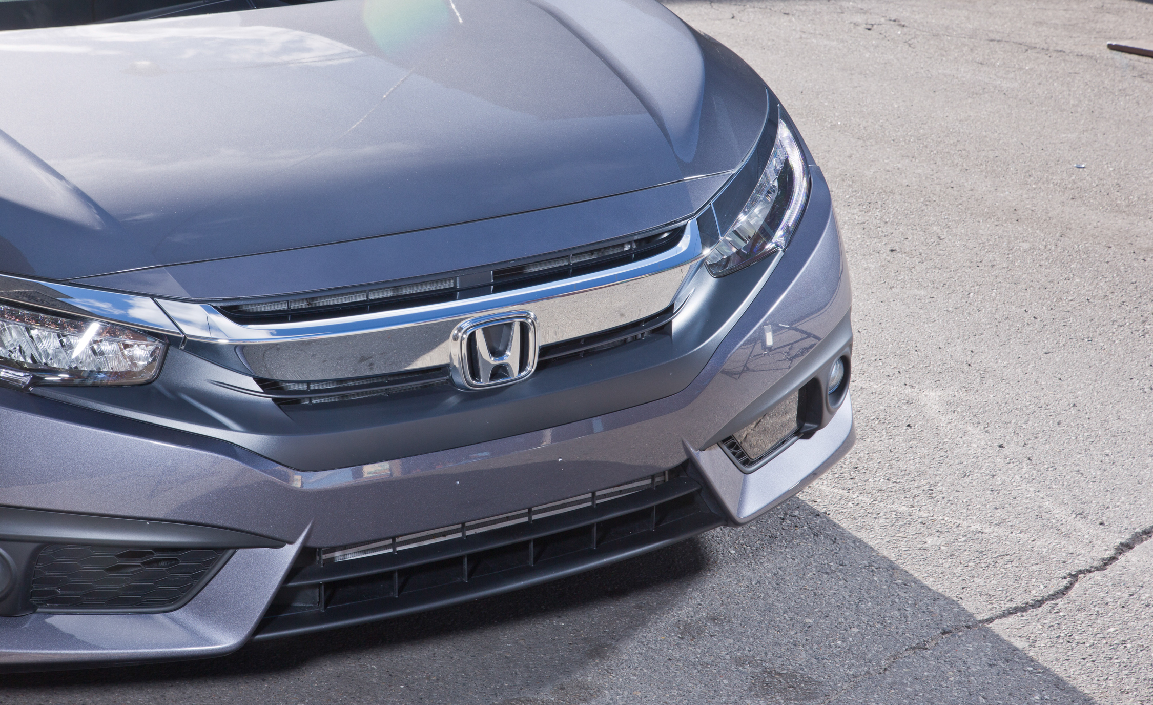 2016 Honda Civic Touring Sedan (View 21 of 36)