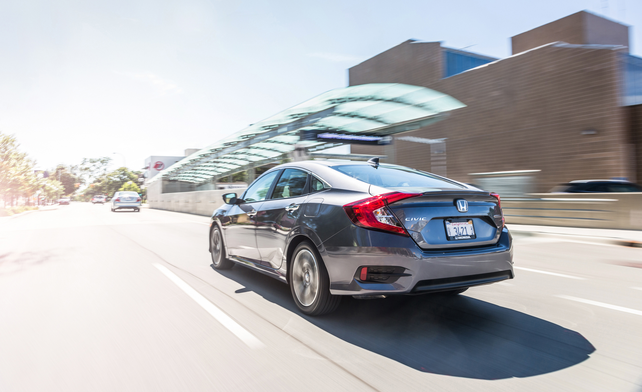 2016 Honda Civic Touring Sedan (View 30 of 36)