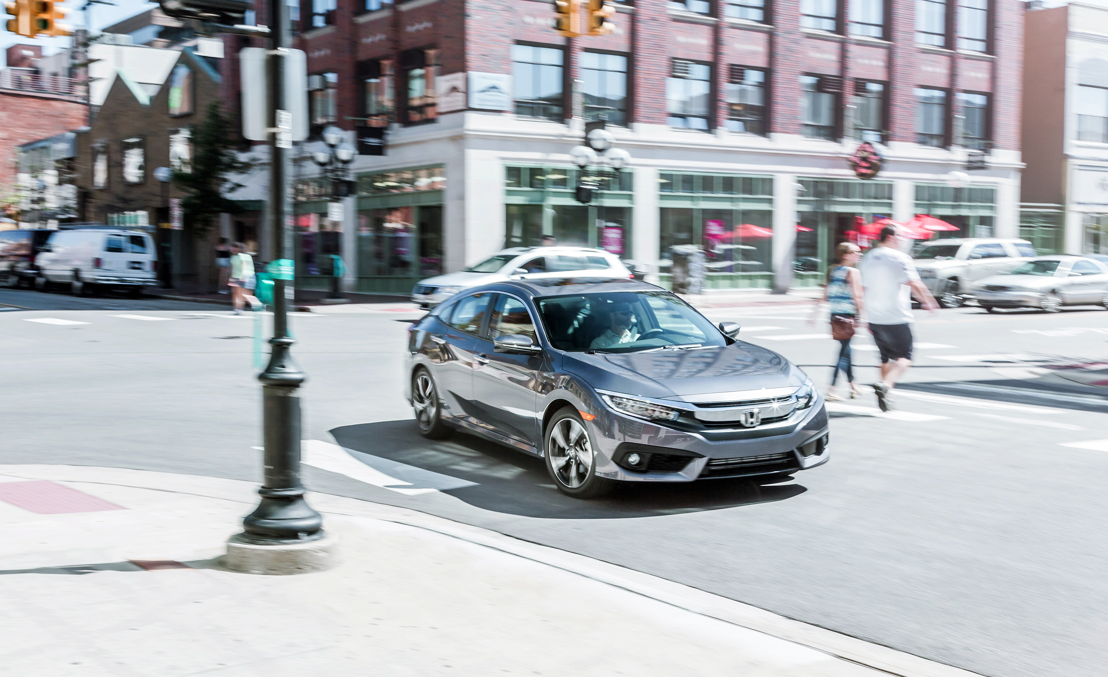 2016 Honda Civic Touring Sedan (View 6 of 36)