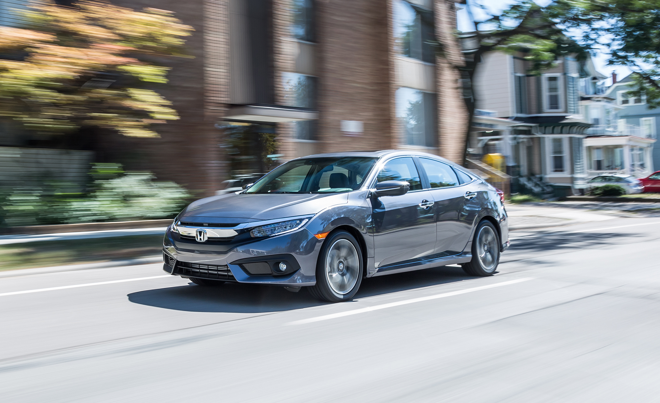 2016 Honda Civic Touring Sedan (View 15 of 36)