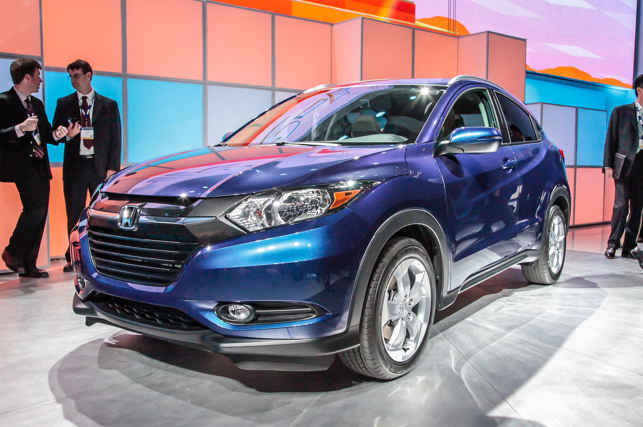 2016 Honda Hr V Auto Show (Photo 8 of 14)