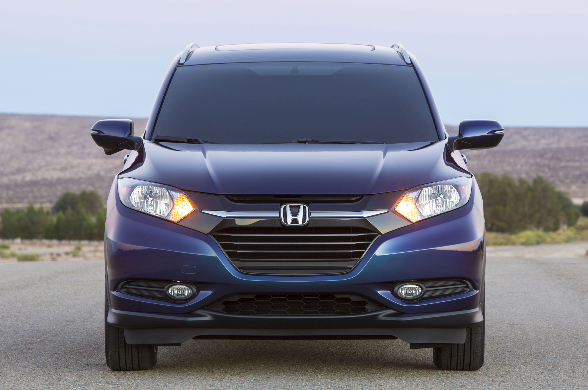 2016 Honda Hr V Front End Design (Photo 10 of 14)