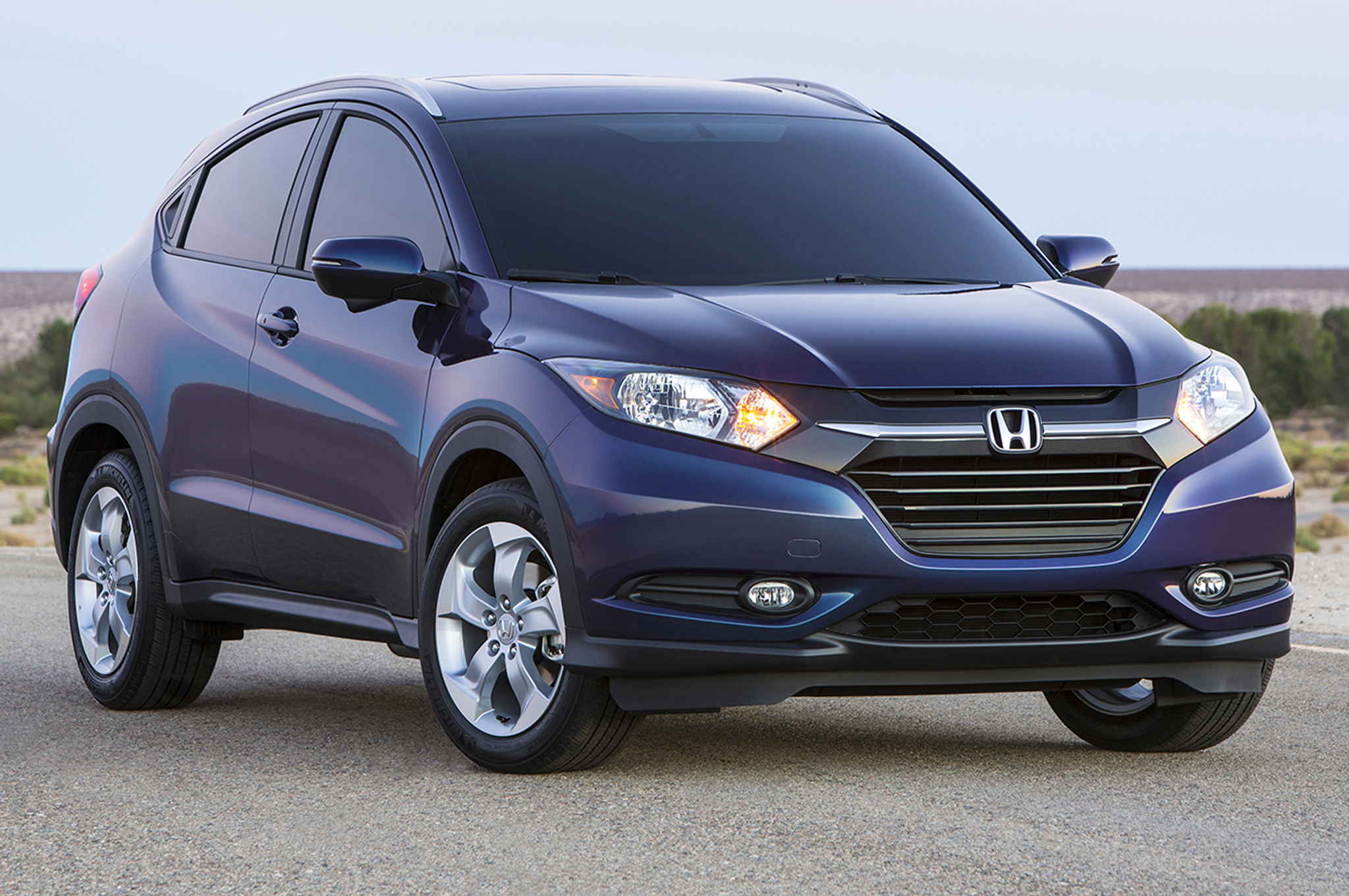Featured Image of 2016 Honda HR V