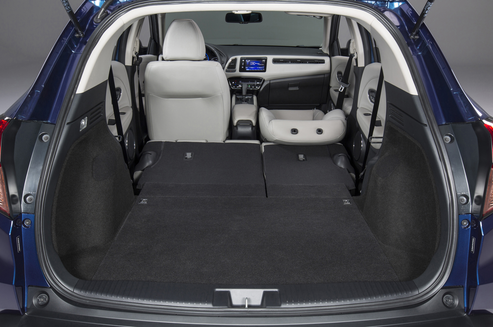 2016 Honda Hr V Rear Cargo Space (Photo 11 of 14)