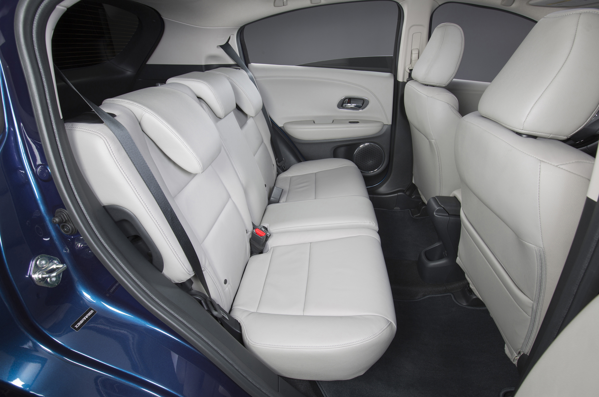 2016 Honda Hr V Rear Seats View (Photo 12 of 14)