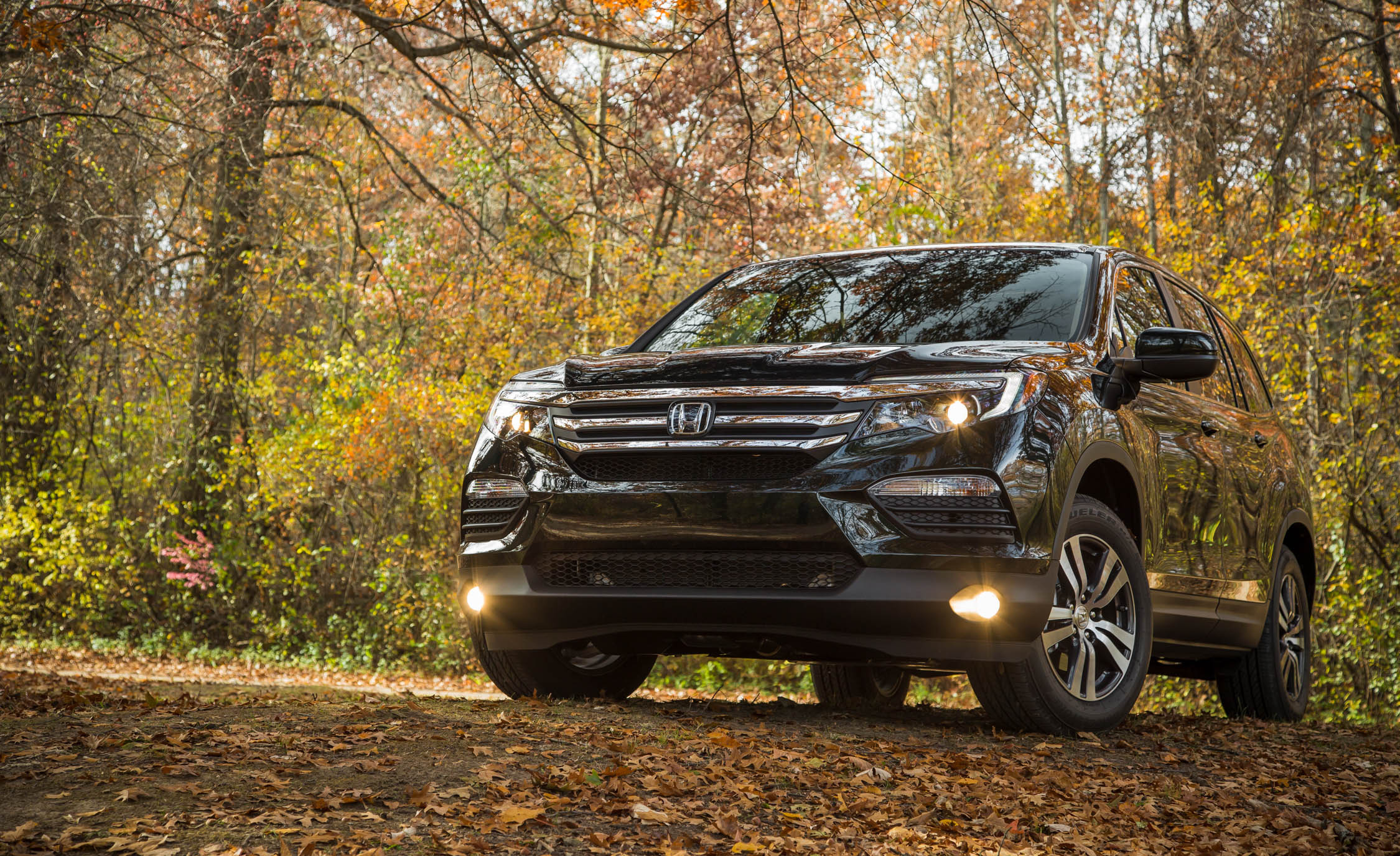 2016 Honda Pilot EX FWD (Photo 17 of 32)