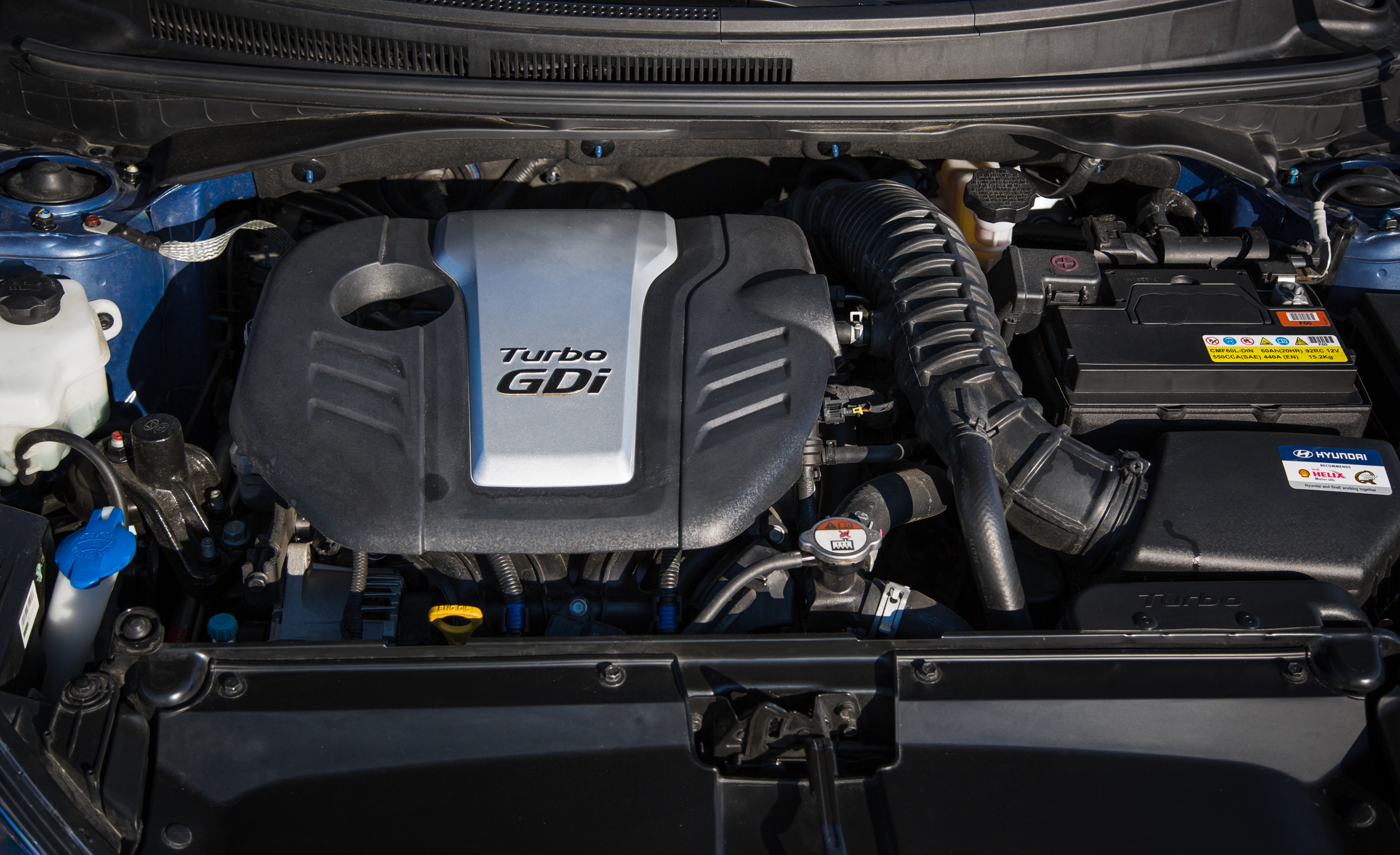 2016 Hyundai Veloster Turbo Rally Edition Engine (Photo 28 of 28)