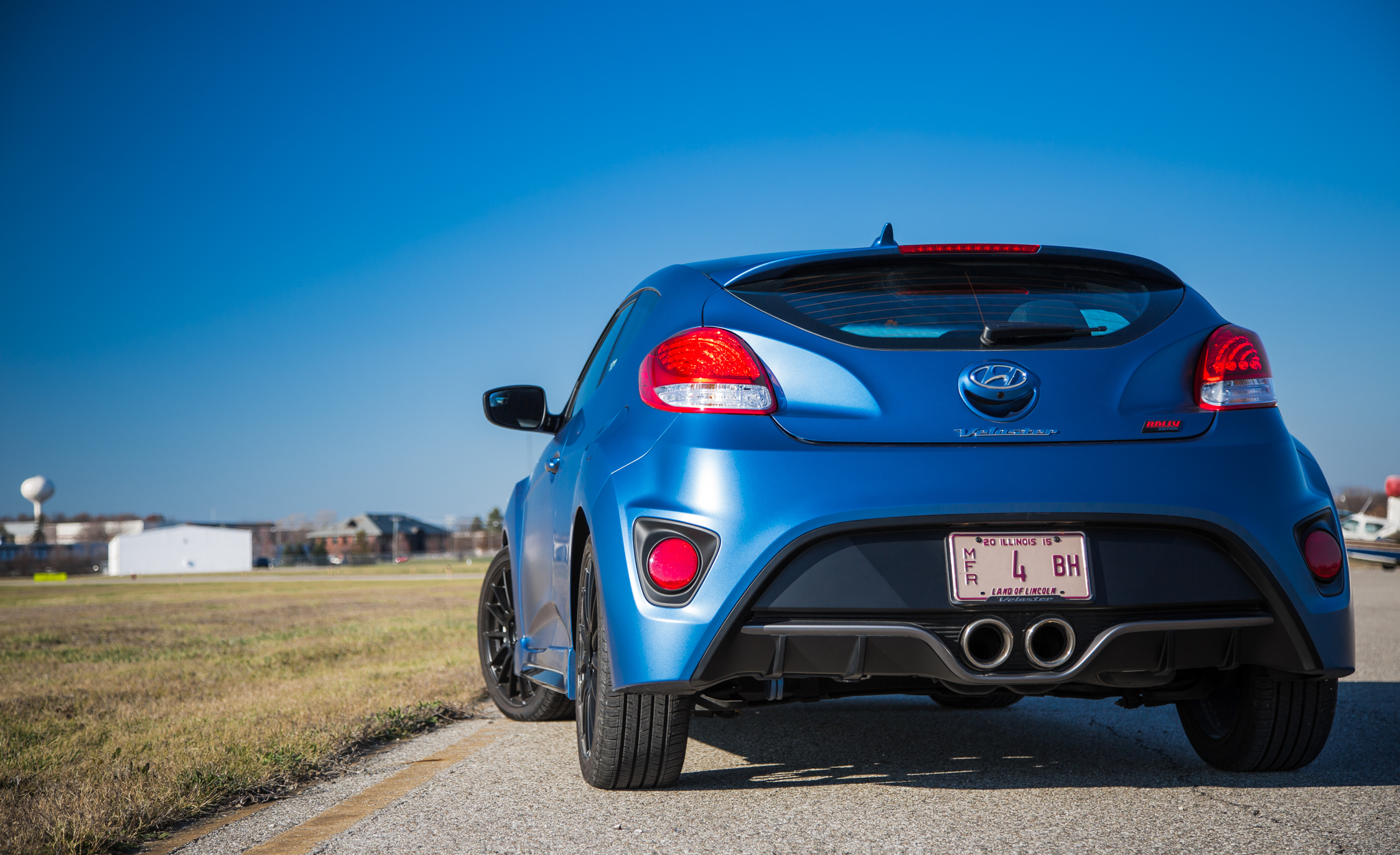 2016 Hyundai Veloster Turbo Rally Edition (Photo 11 of 28)