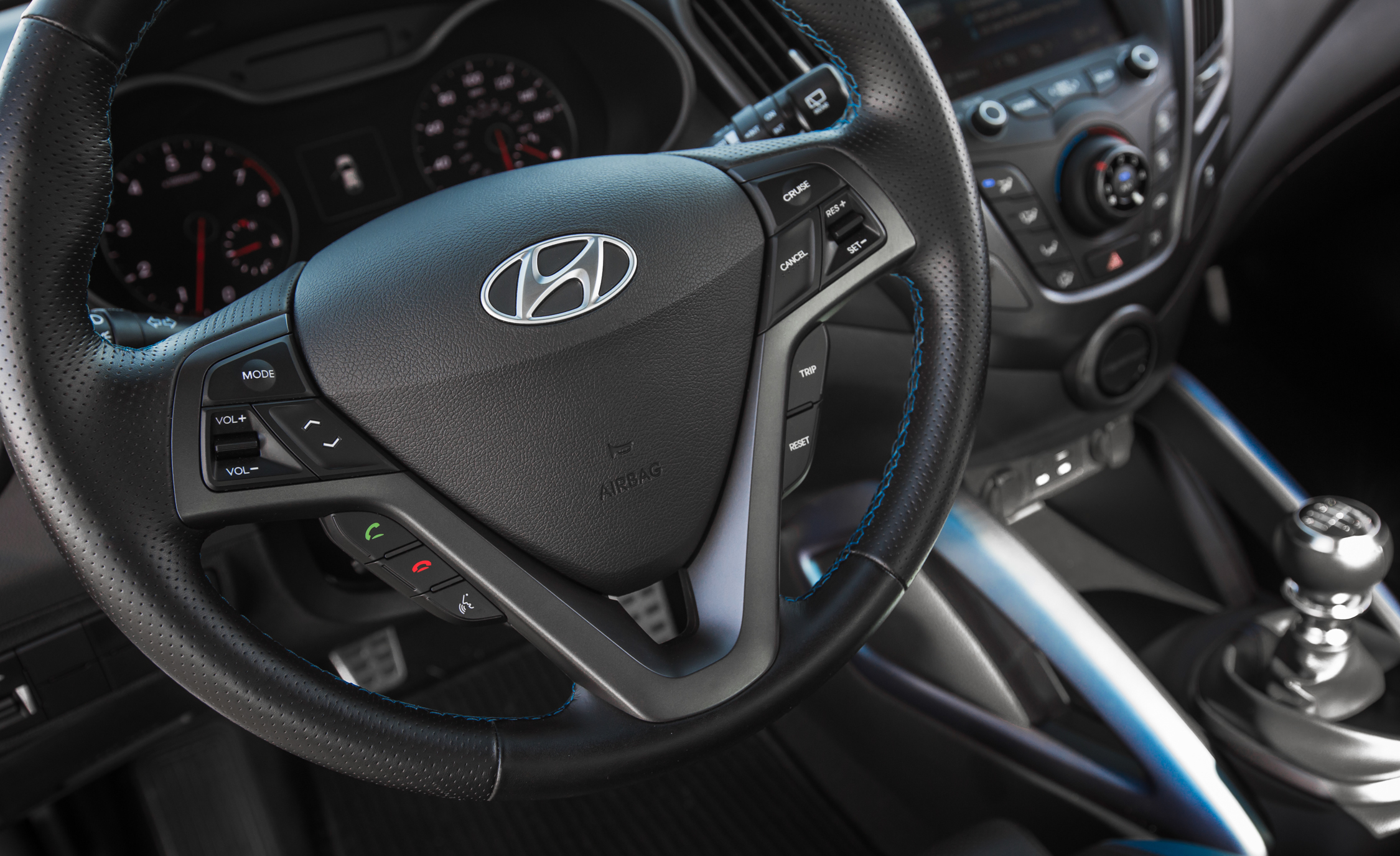 2016 Hyundai Veloster Turbo Rally Edition (Photo 1 of 28)