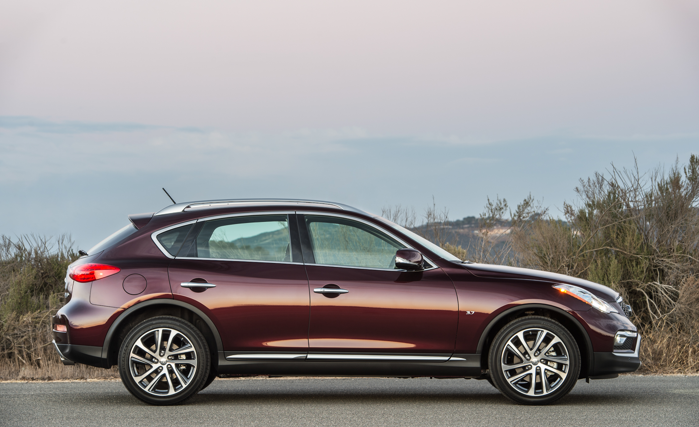 2016 Infiniti QX (Photo 18 of 30)