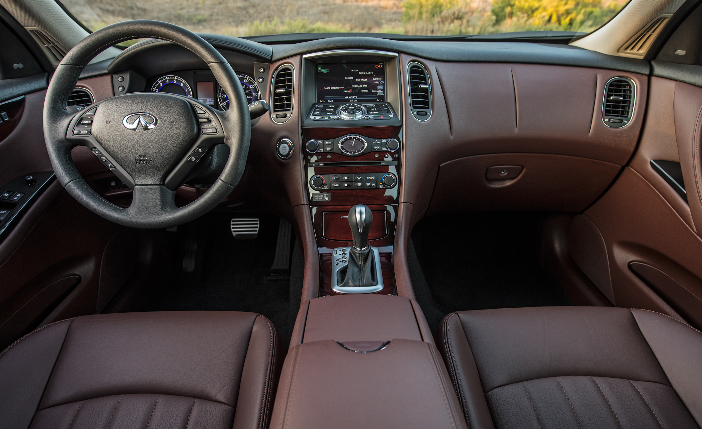 2016 Infiniti QX (Photo 27 of 30)
