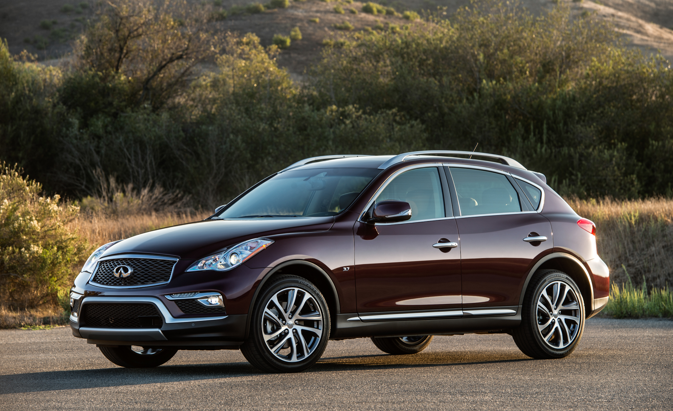 Featured Image of 2016 Infiniti QX