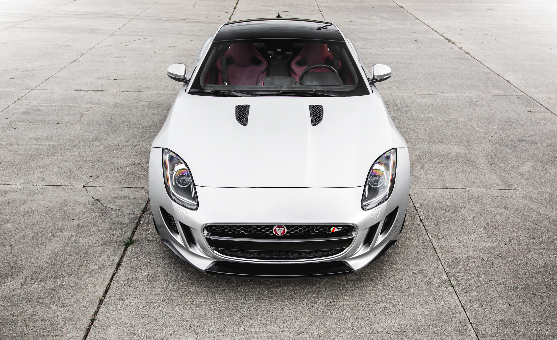 2016 Jaguar F Type V 6 S Coupe (Photo 1 of 23)